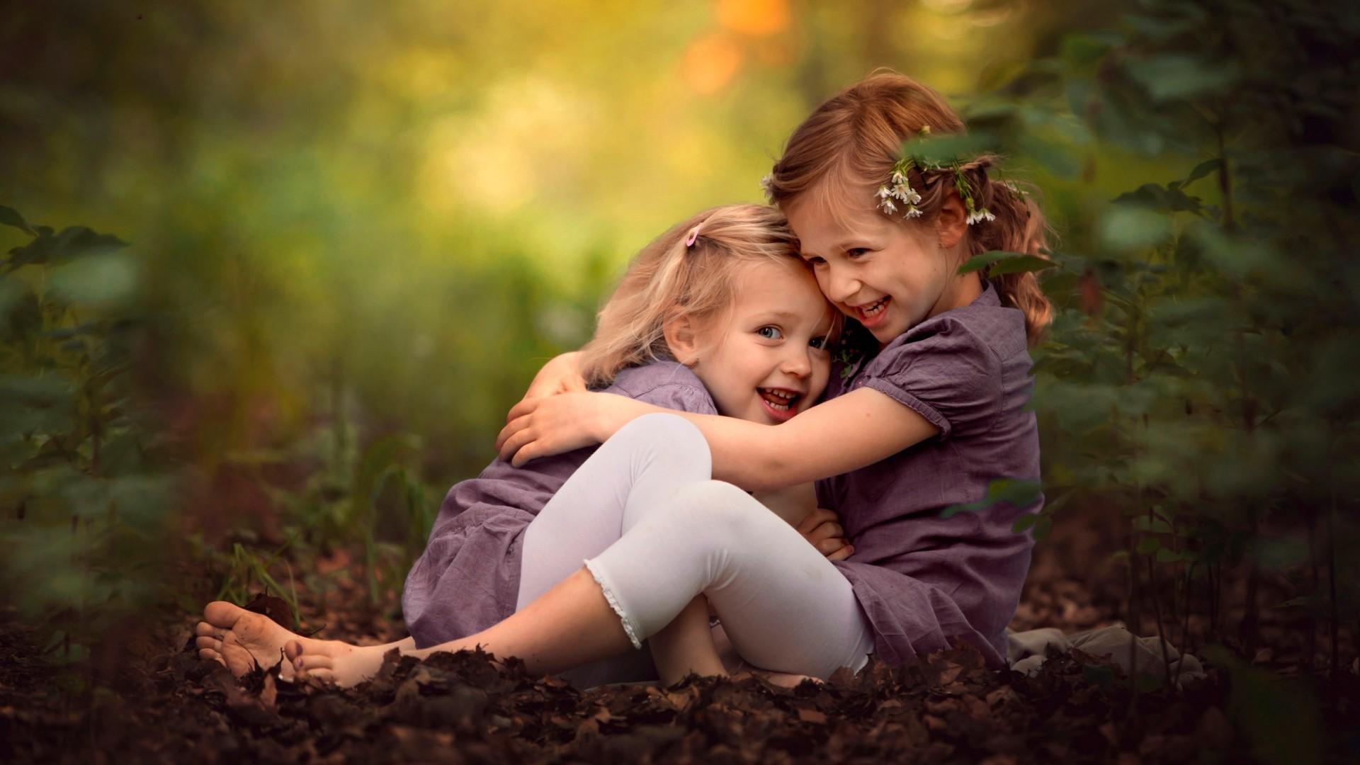 Картинка сестренки, маме своими руками