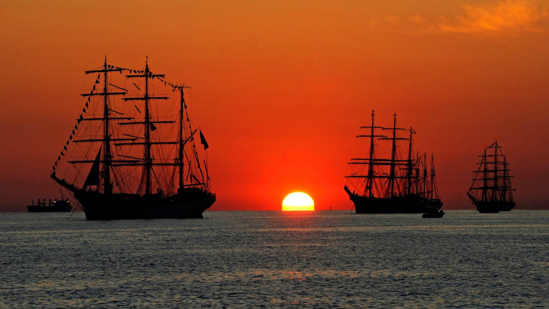 Днем газовика, корабли на открытках фото