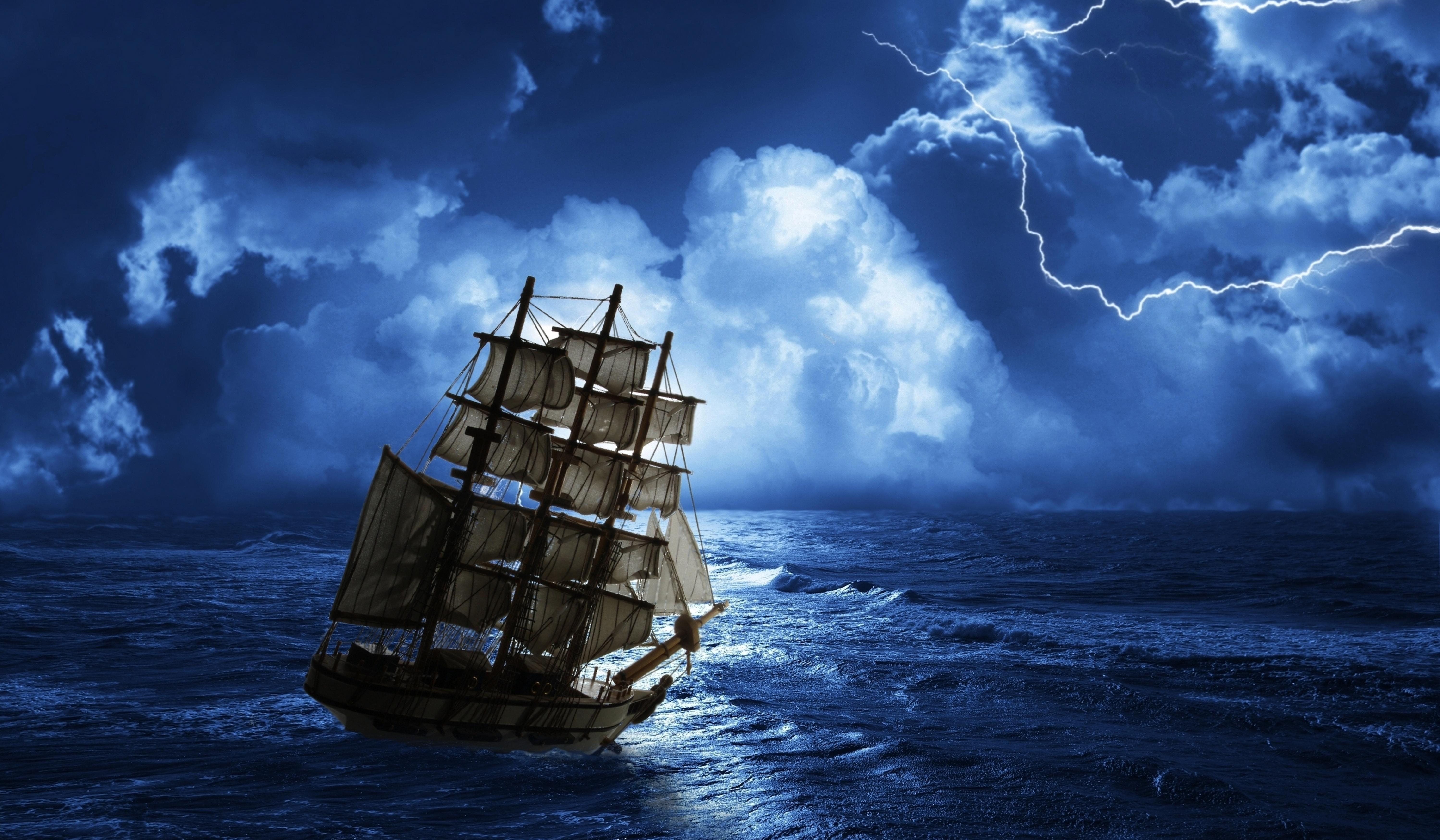одна самых корабль в природе картинка красивой пары