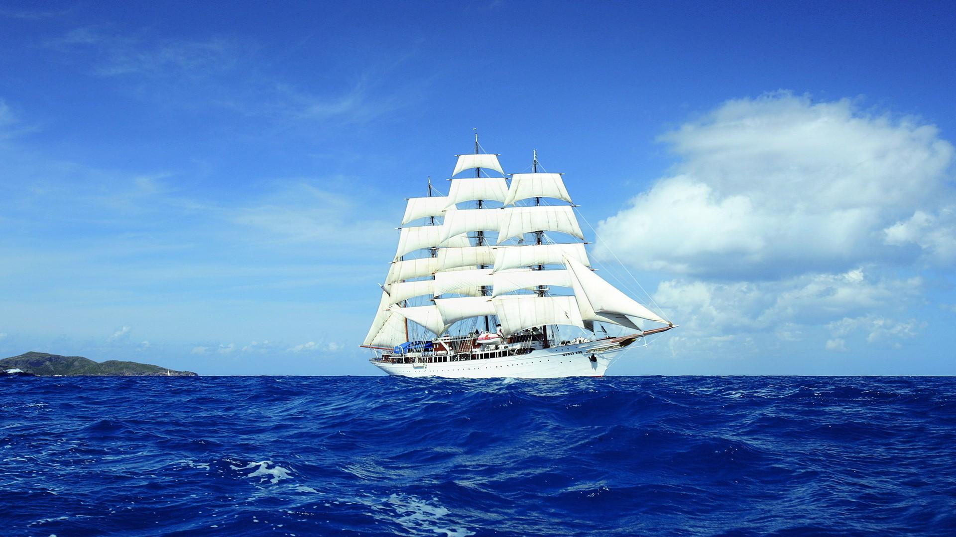 Красивые картинки кораблей