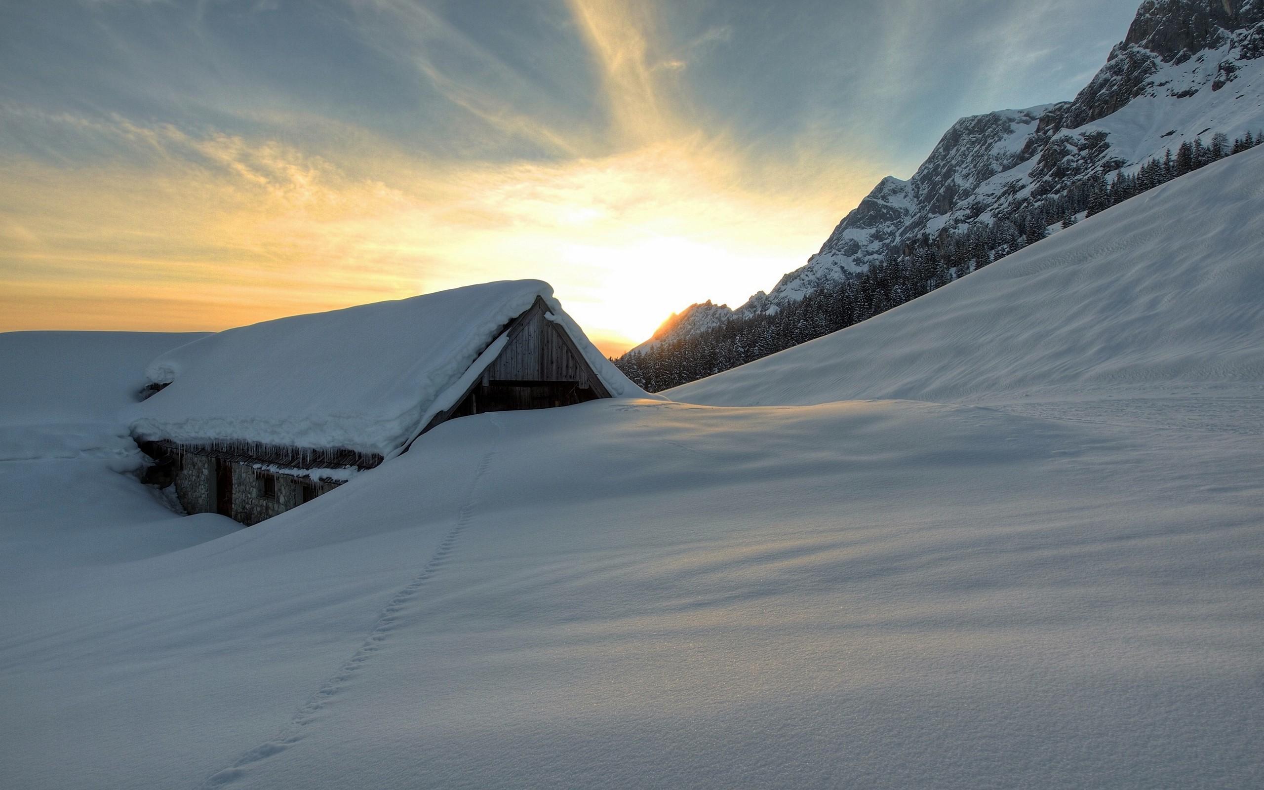 здесь прогресс картинки крыши в снегу люблю тебя
