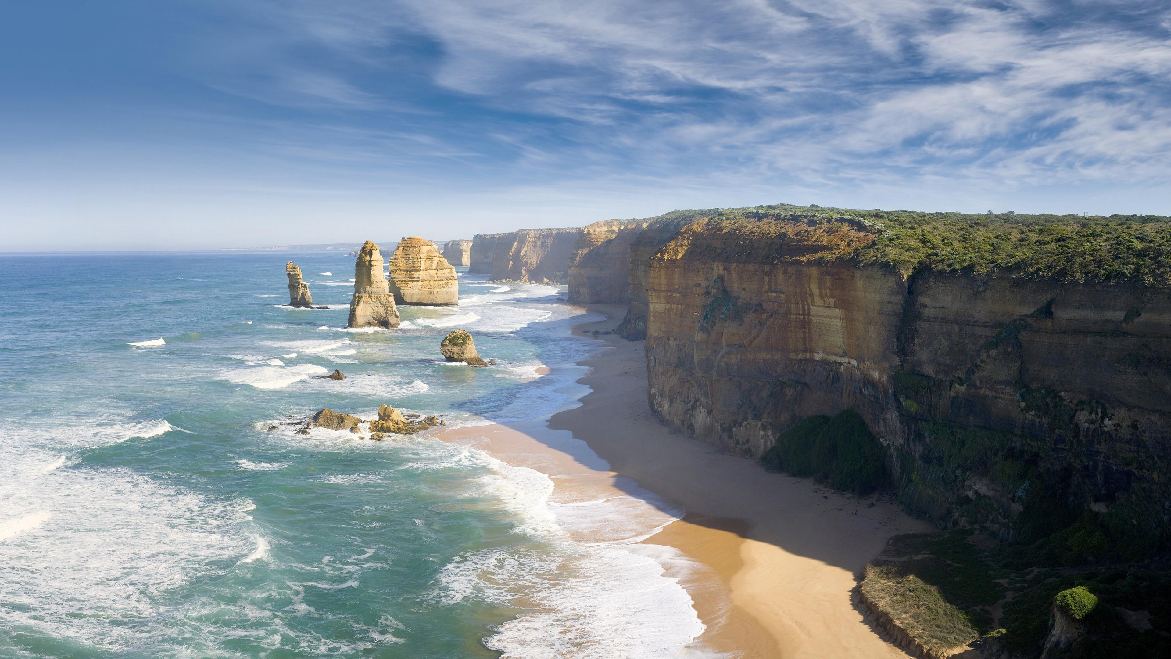 Картинки по запросу Великая Океанская Дорога австралии 1920x1080