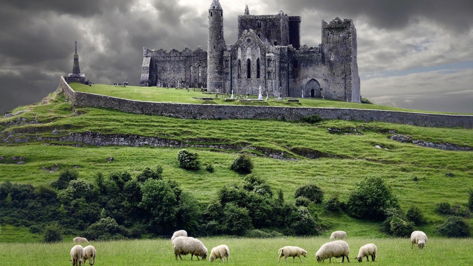 Чем знаменита Ирландия?