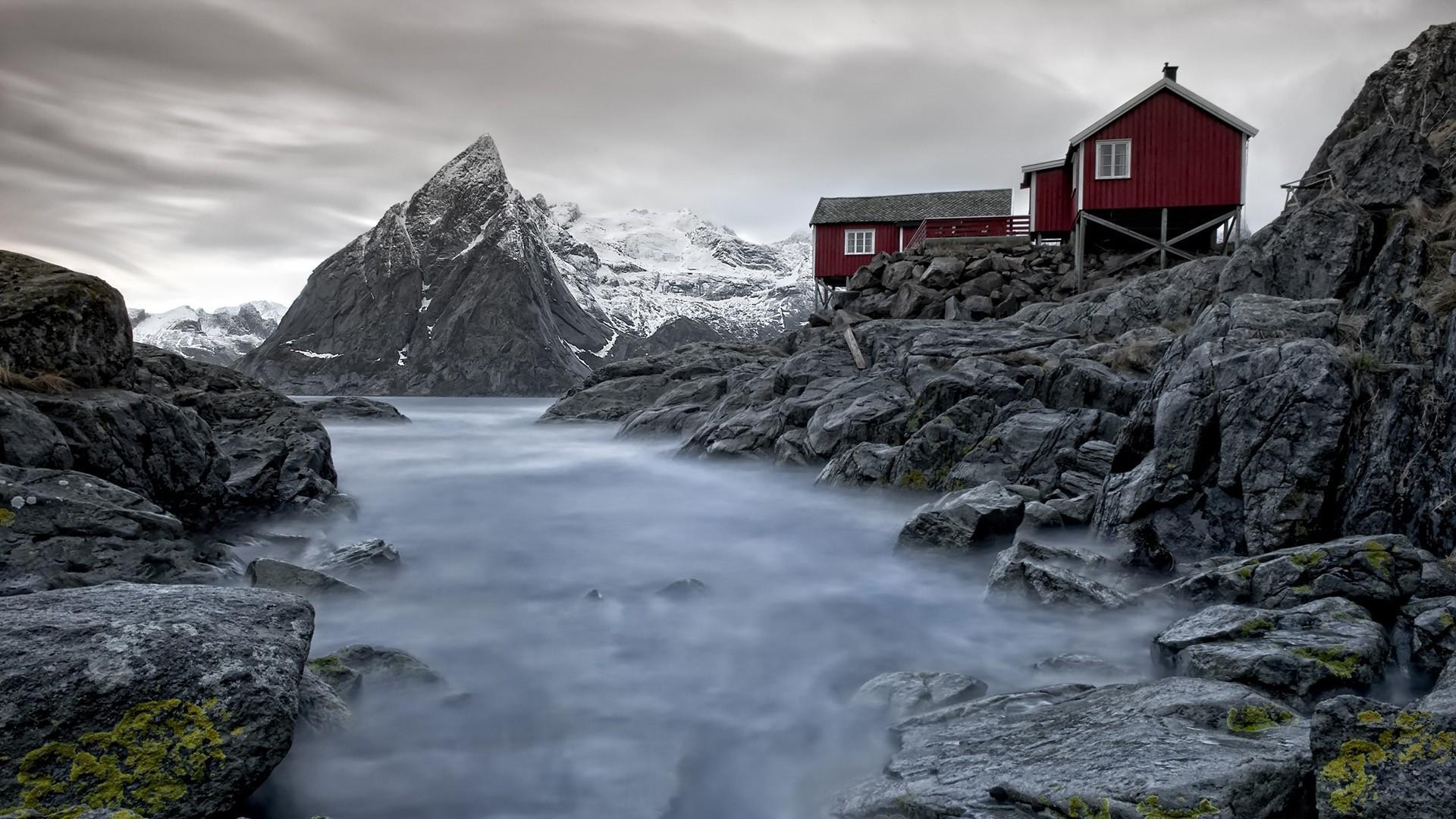 Картинки на рабочий стол природа норвегия
