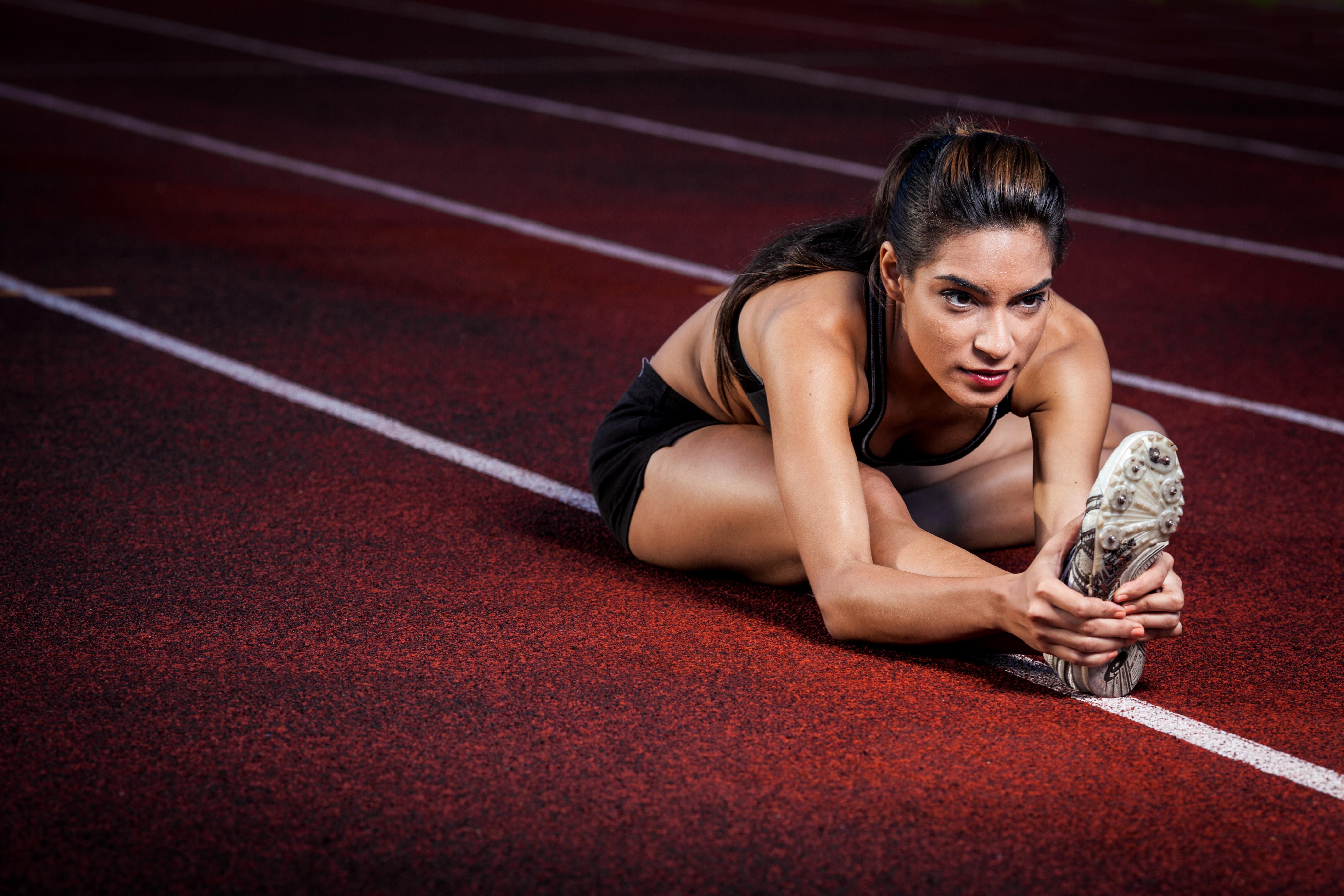 спорт фото девушек - 5