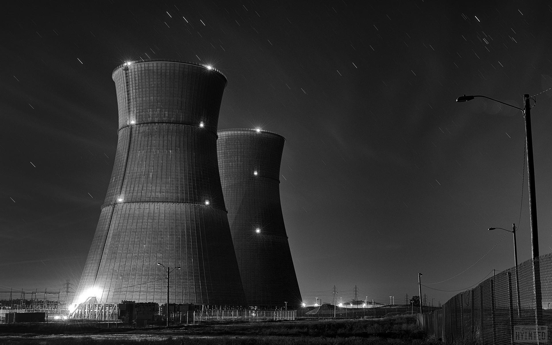 картинки на рабочий стол атомная камни лес небо