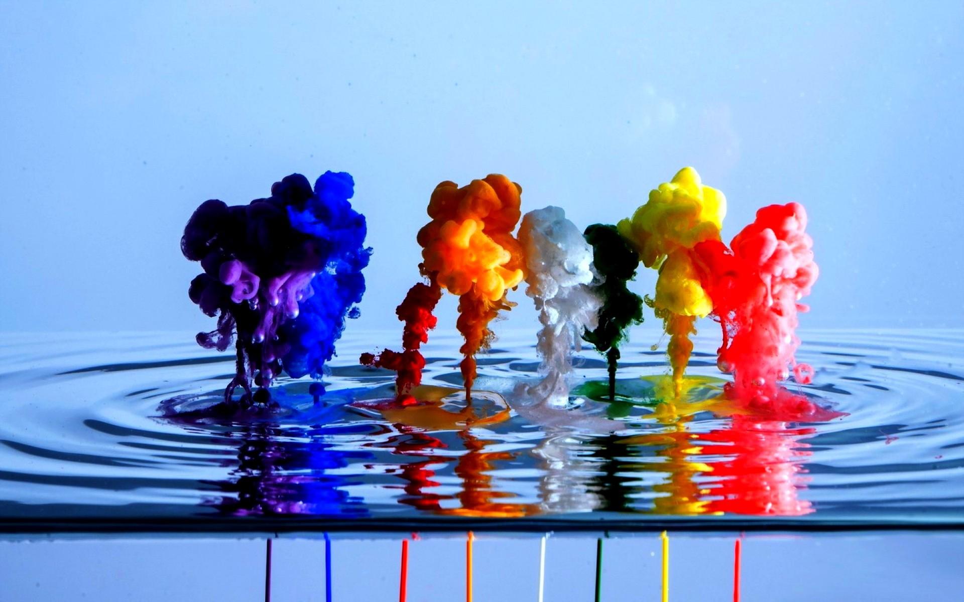 картинки яркие вода