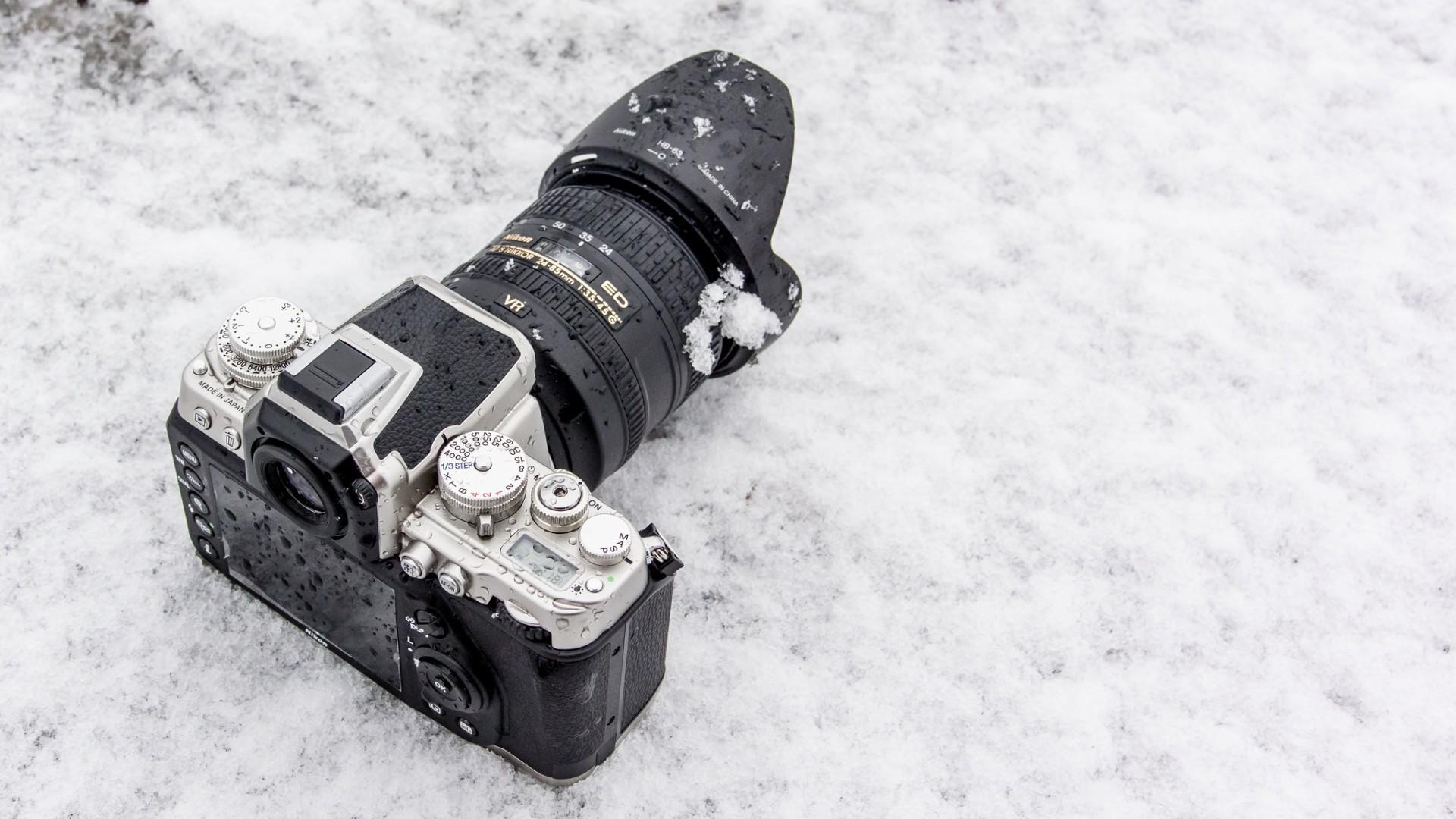 использование фотоаппарата на морозе сути, уже был
