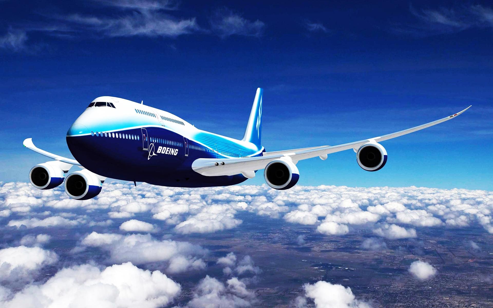 Самолеты боинги в картинках