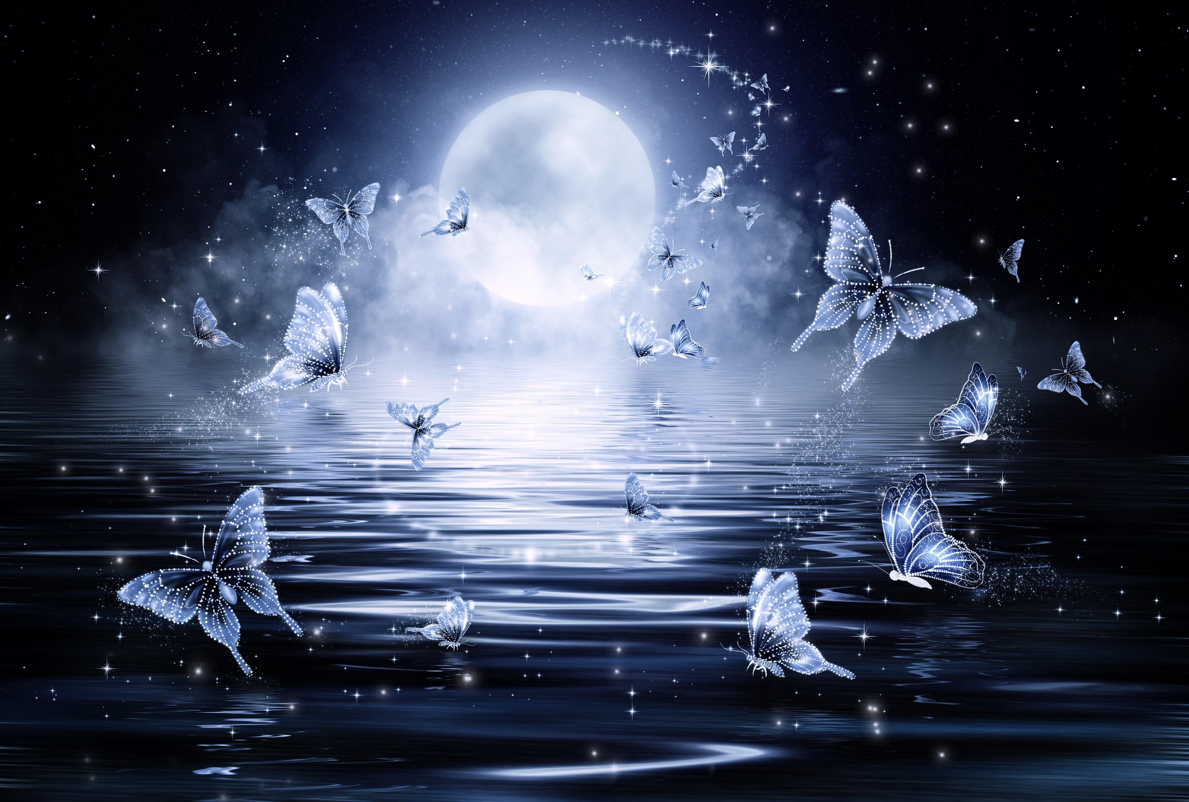 Песенкой, сказочных снов картинки красивые очень