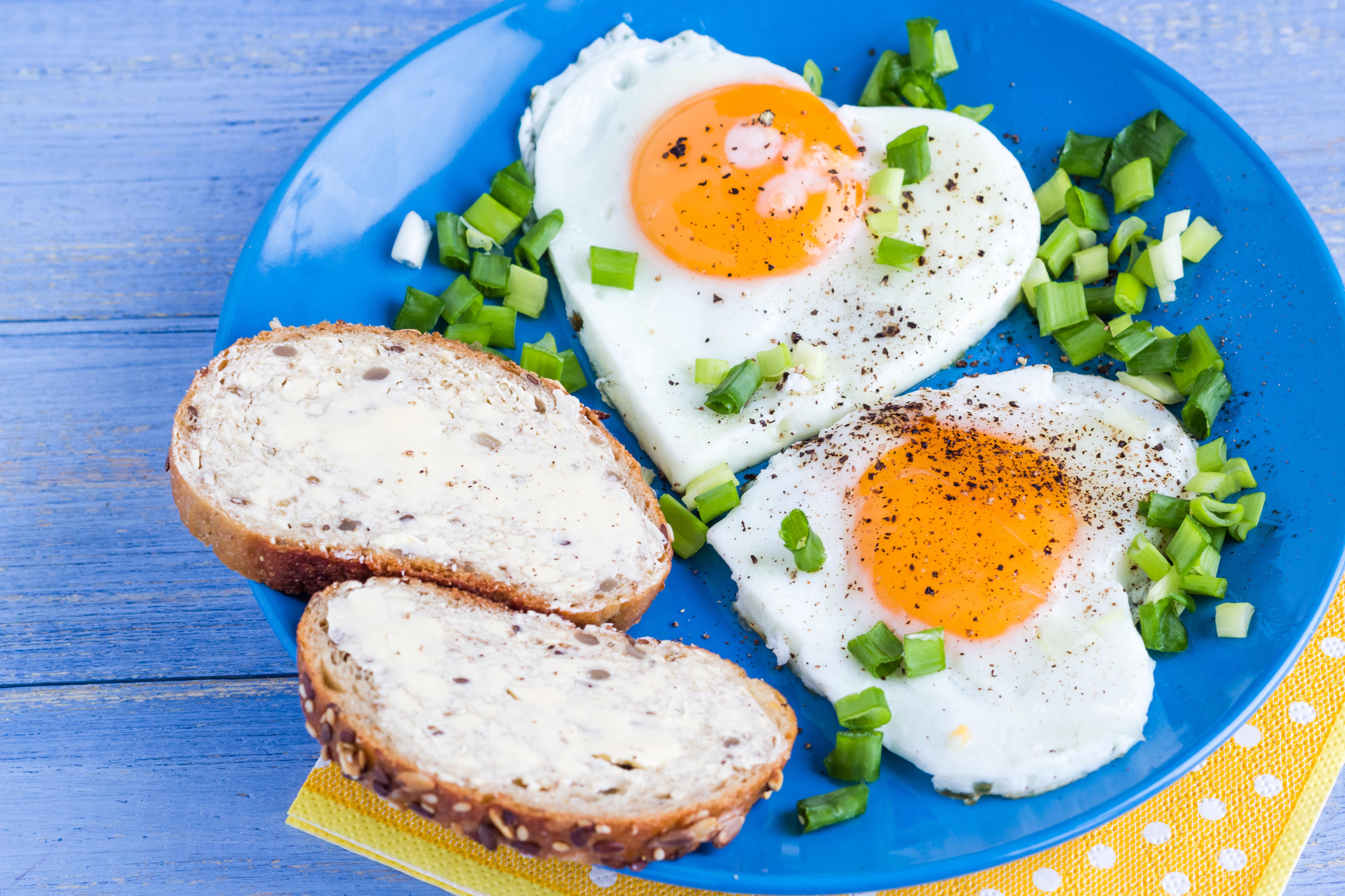 Картинки завтраков из яиц