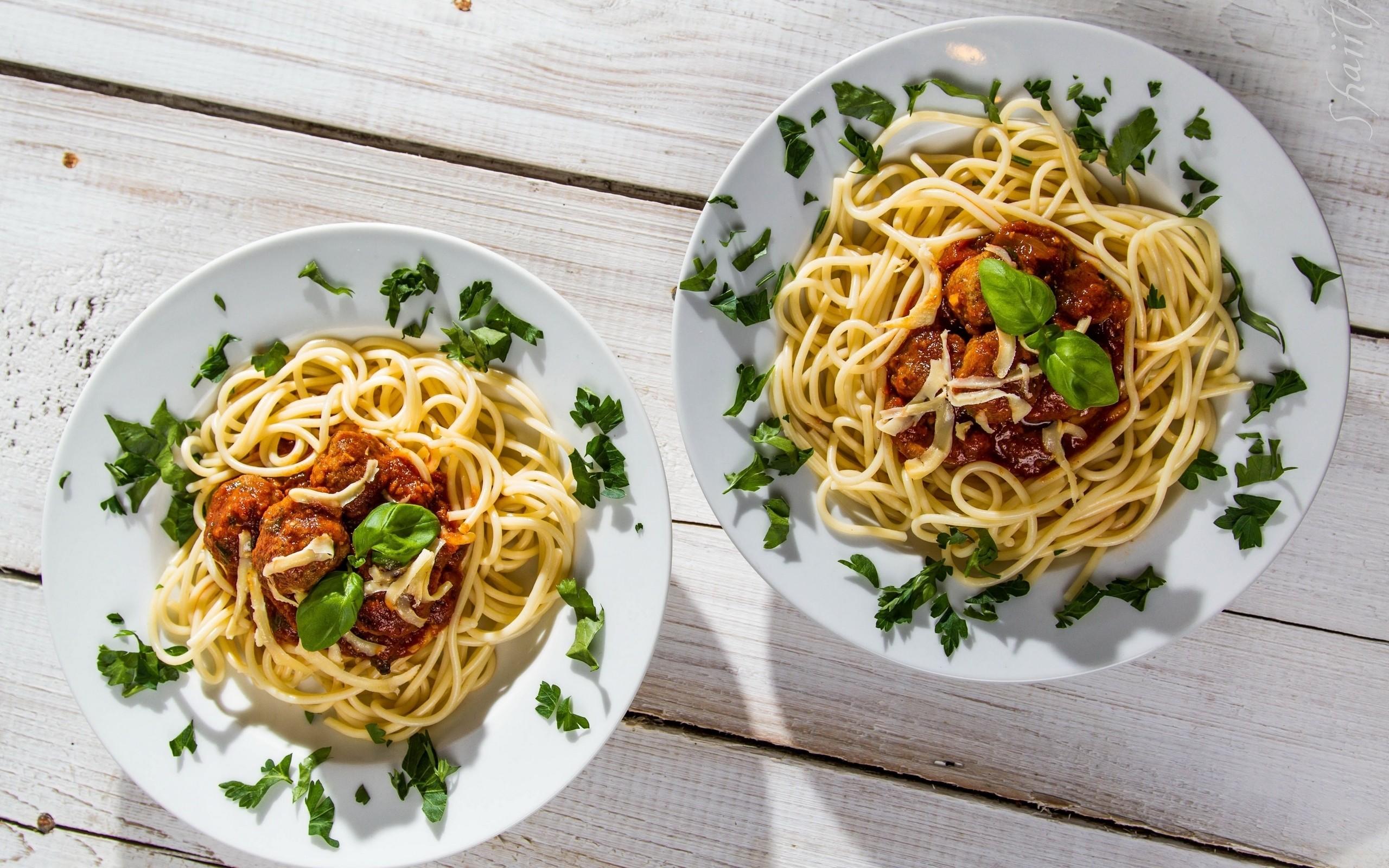 Открытка со спагетти, сестричке открытка