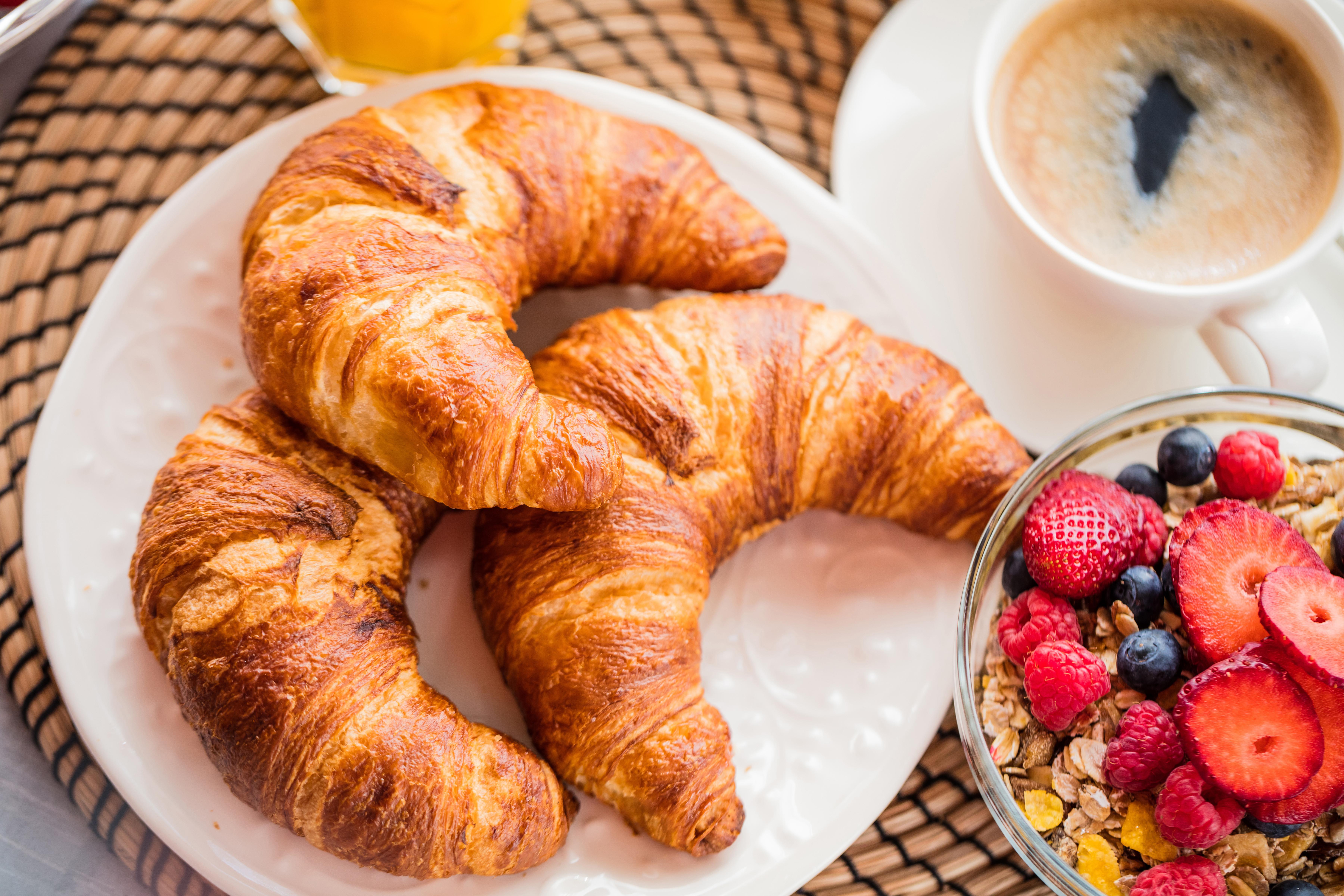 или картинки французского завтрака что