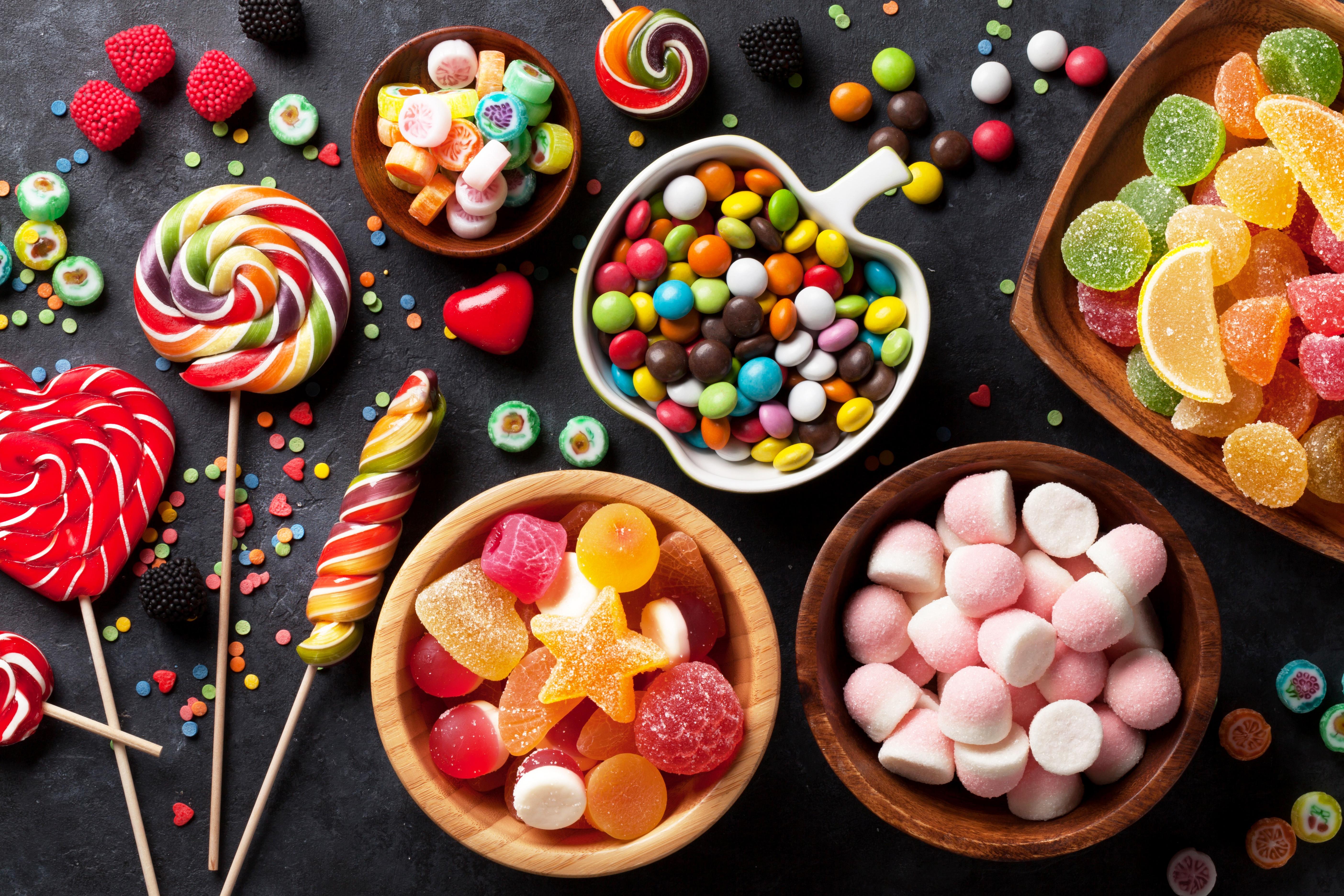 Классные картинки сладостей