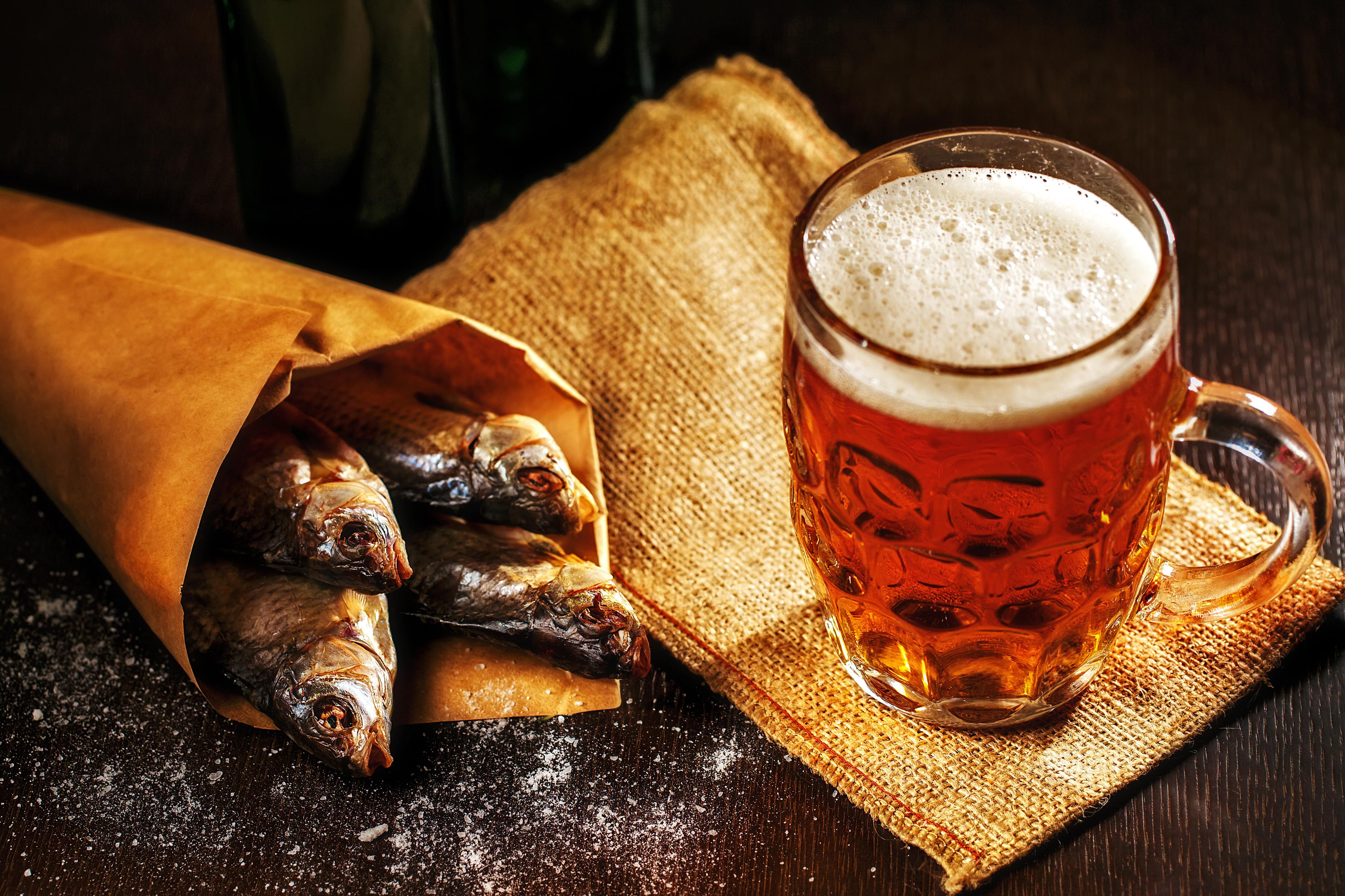 красивые картинки с пивом и рыбой всегда