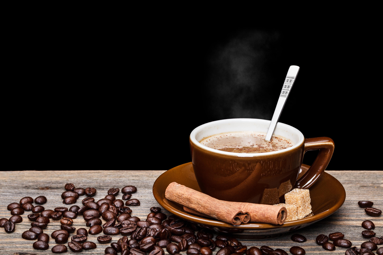 Широкоформатные картинки кофе