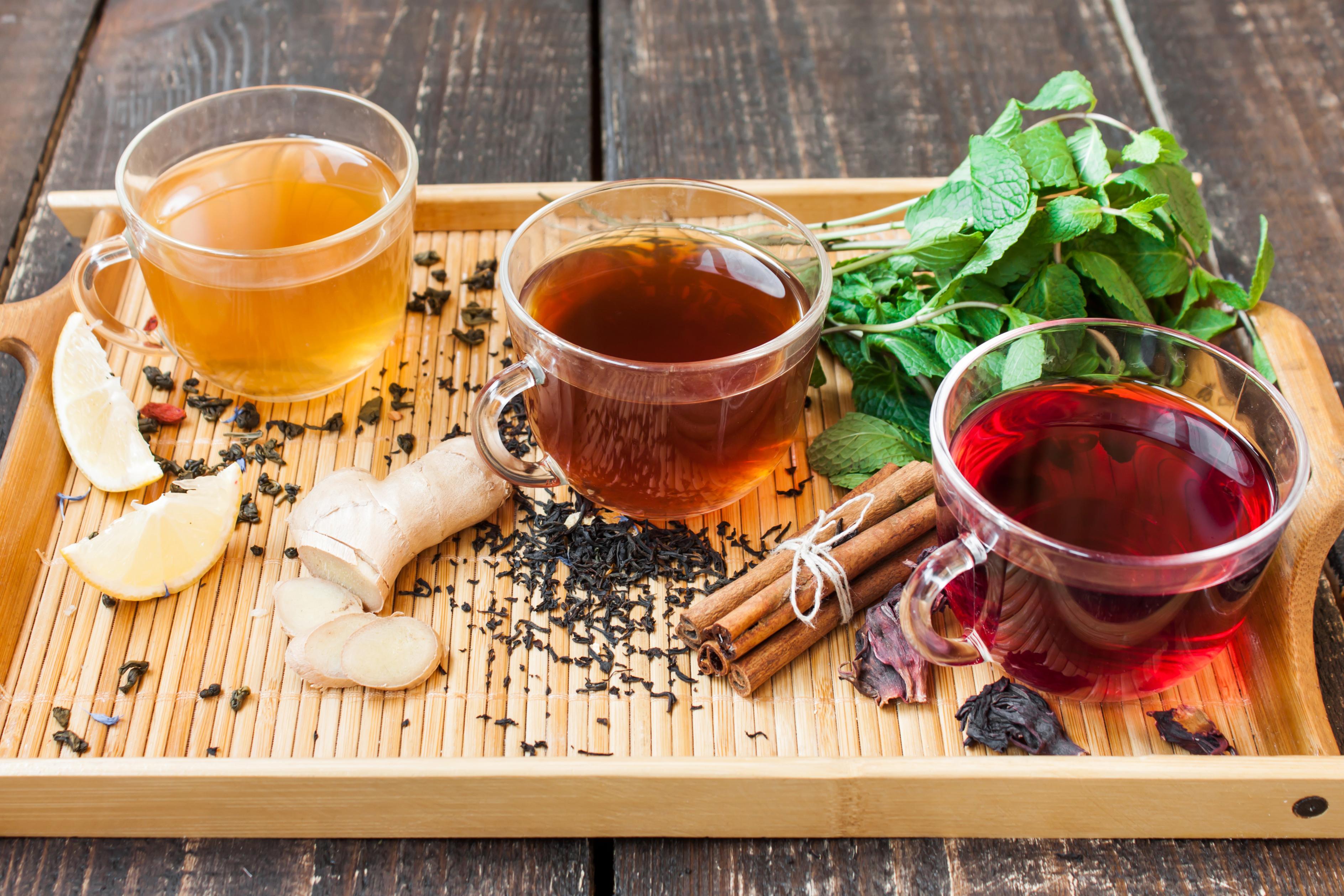 Чай на троих картинка