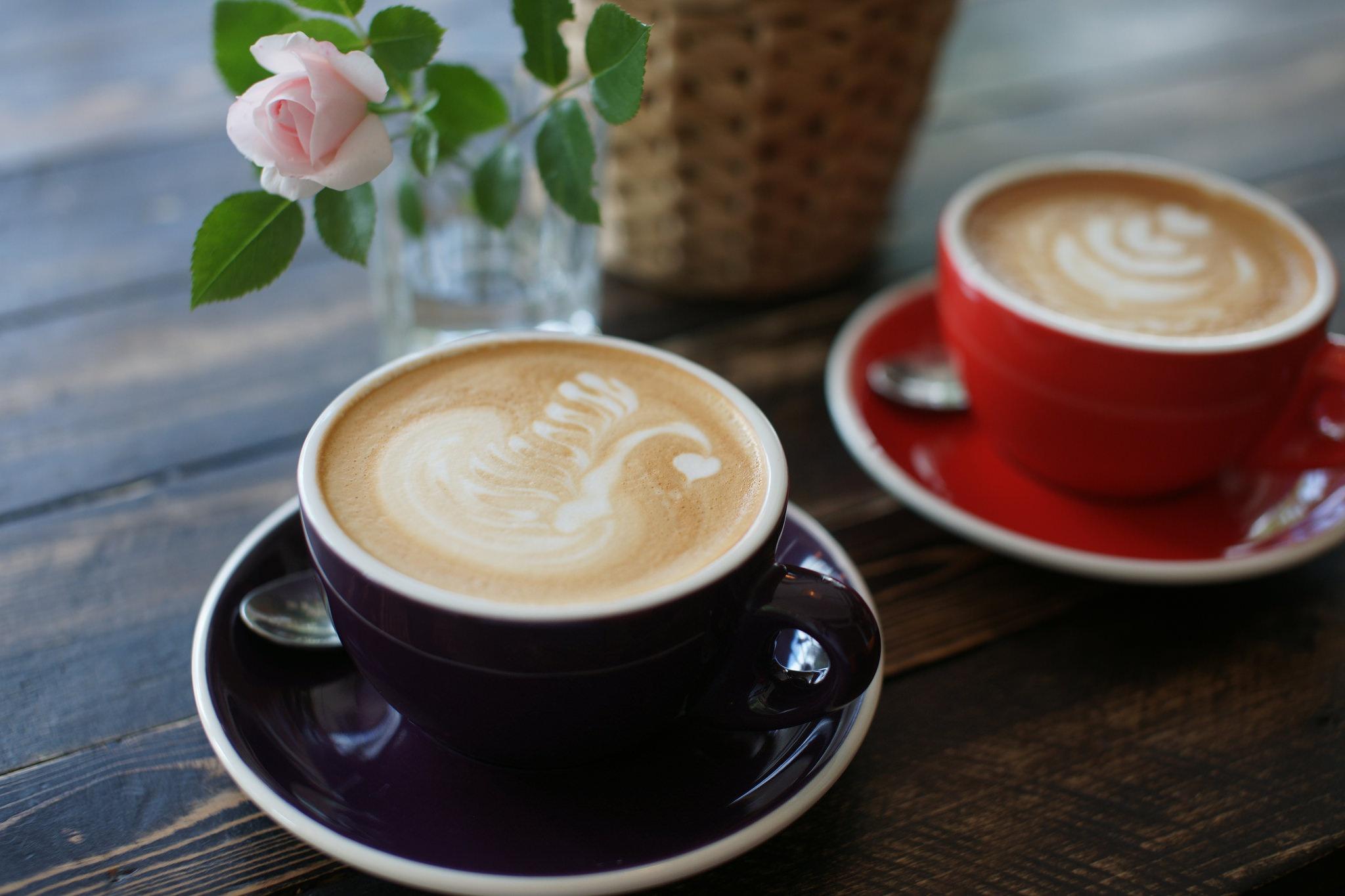 Чашечка утреннего кофе картинки красивые