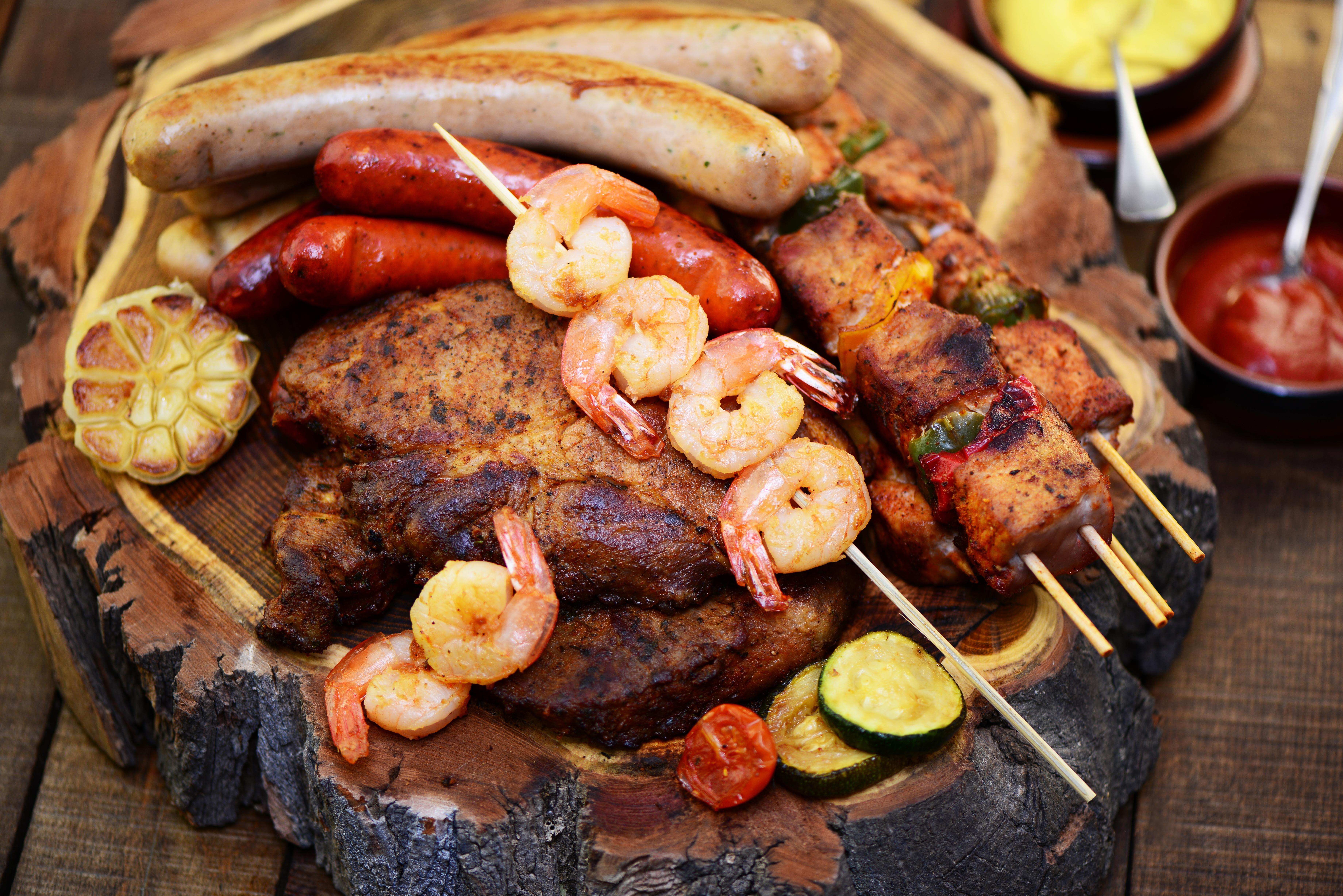 Аппетитные картинки с едой мясо