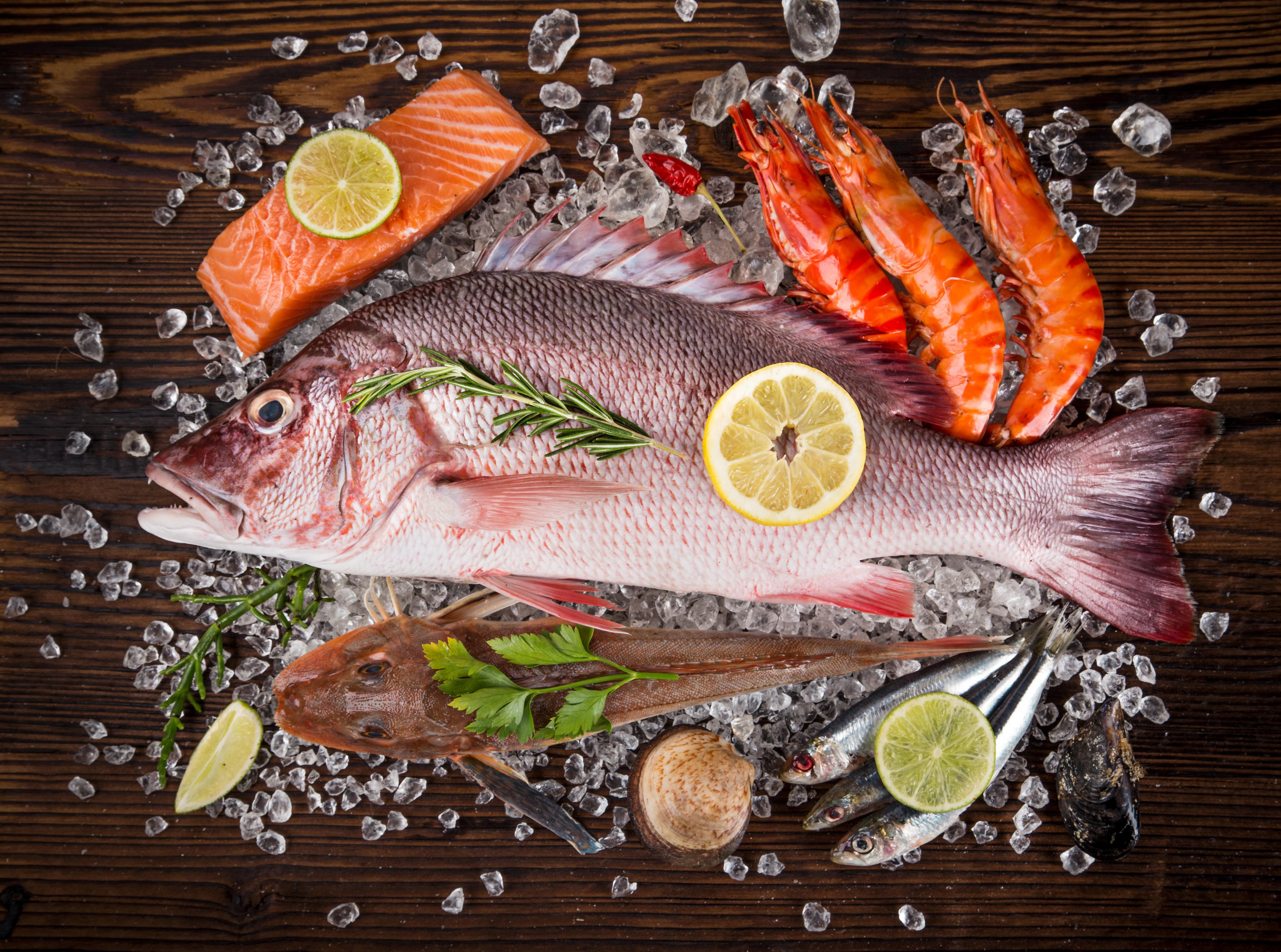 Еда рыба картинки