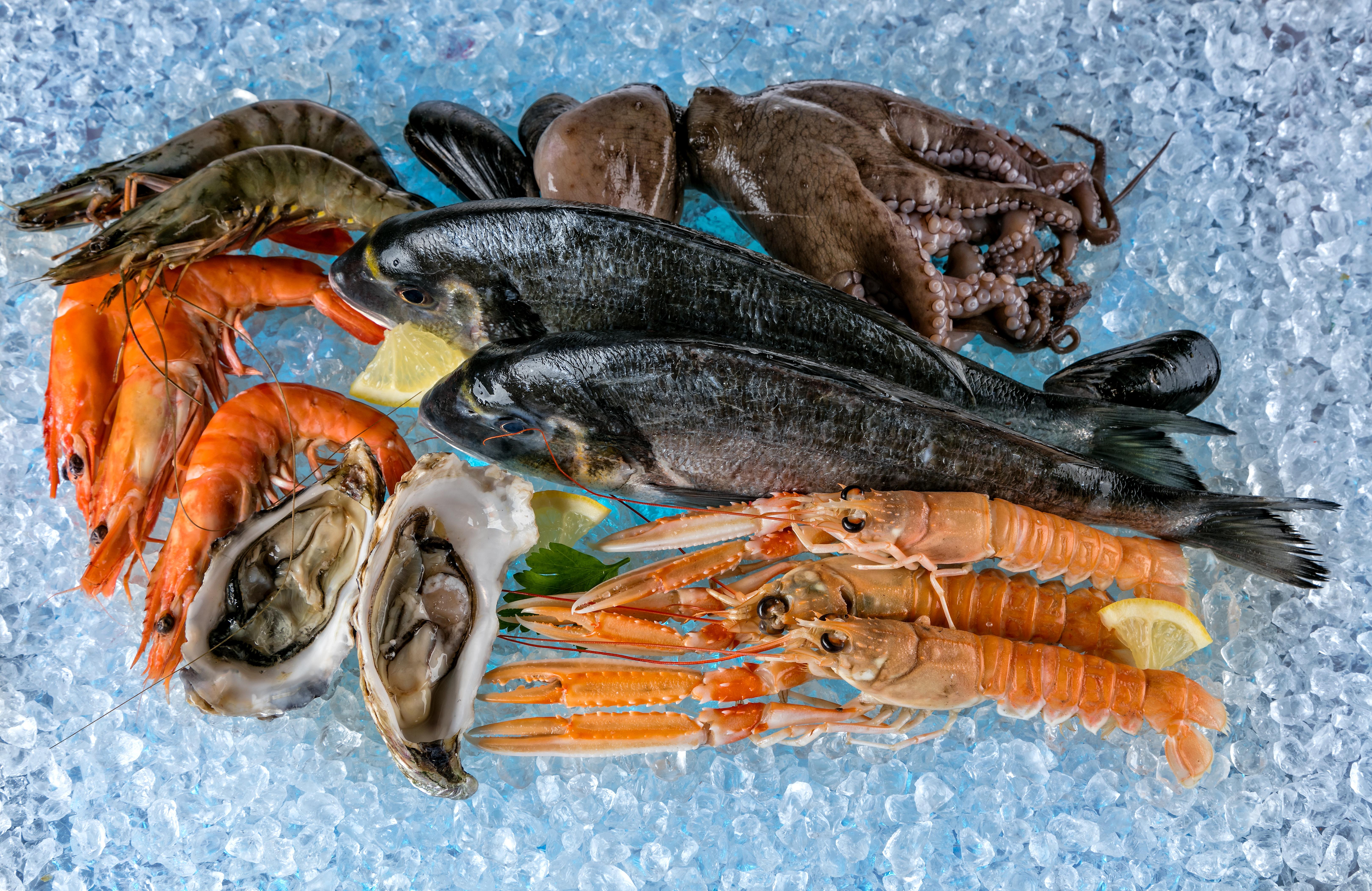 Морепродукты картинки с надписями