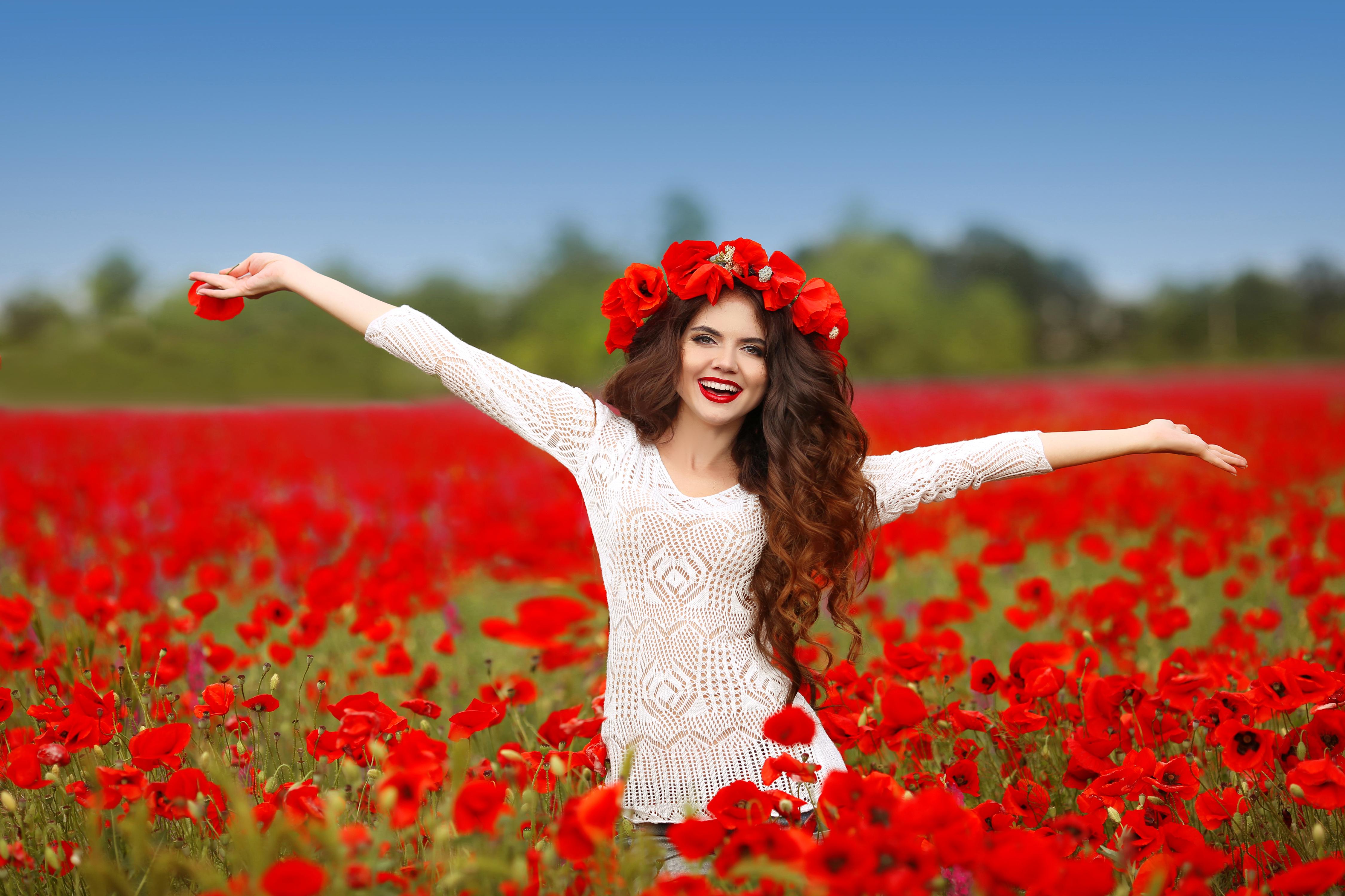 Картинки самой счастливой девушки