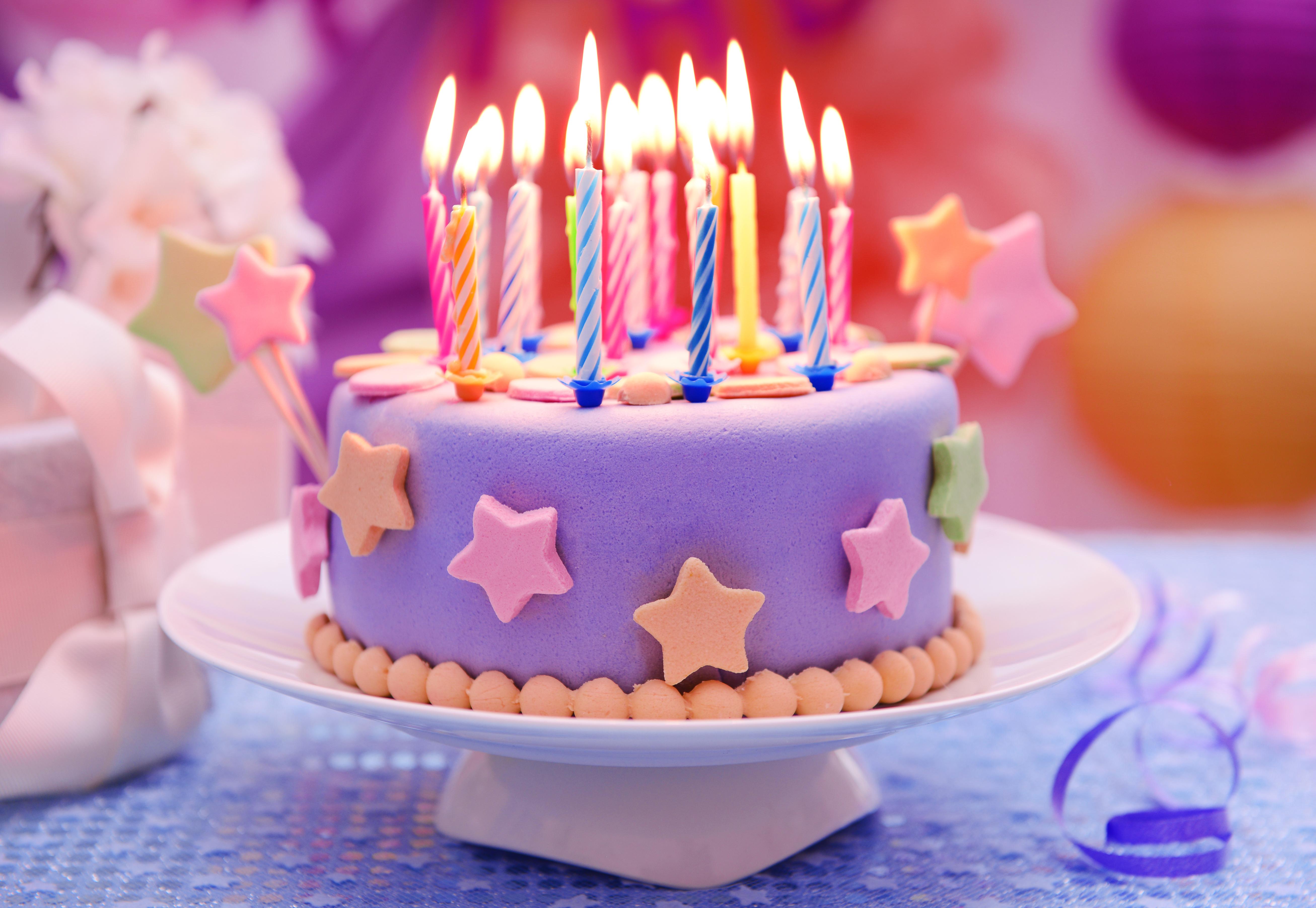 Красивый торт на день рождения картинки