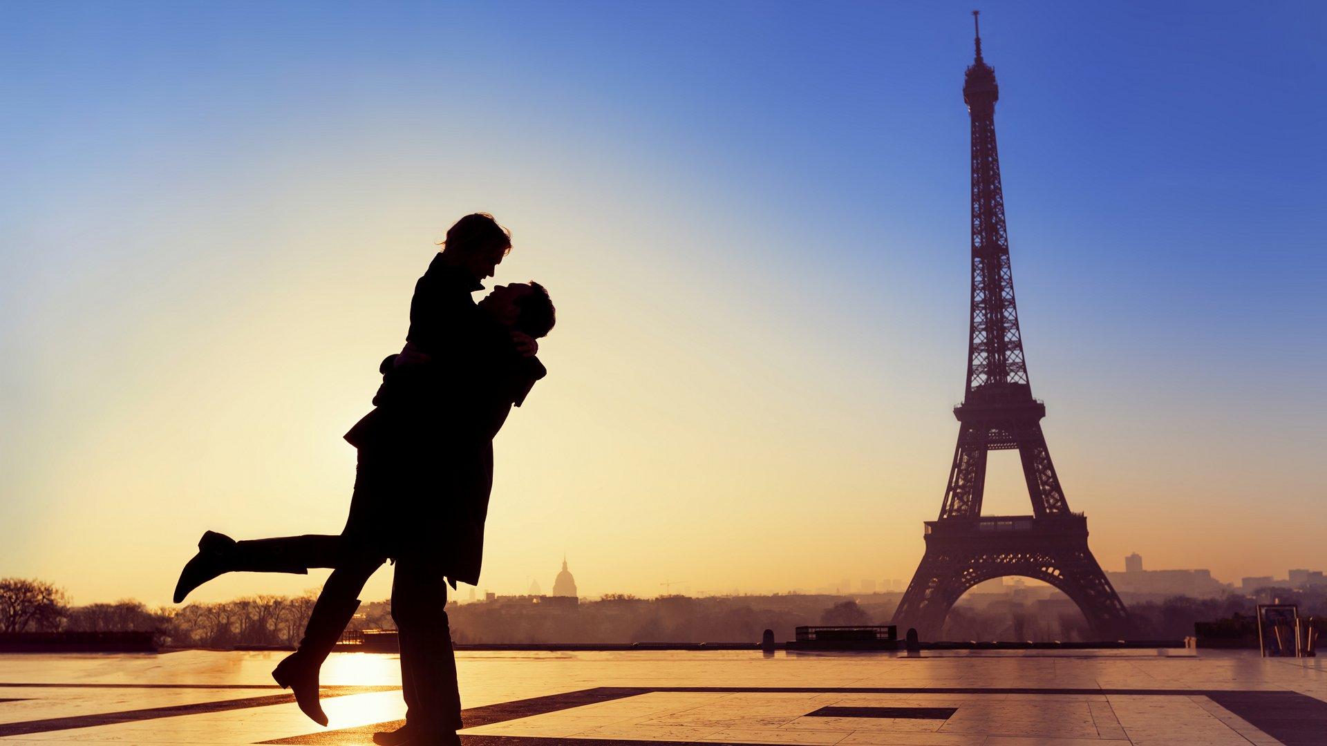 Картинки париж любовь