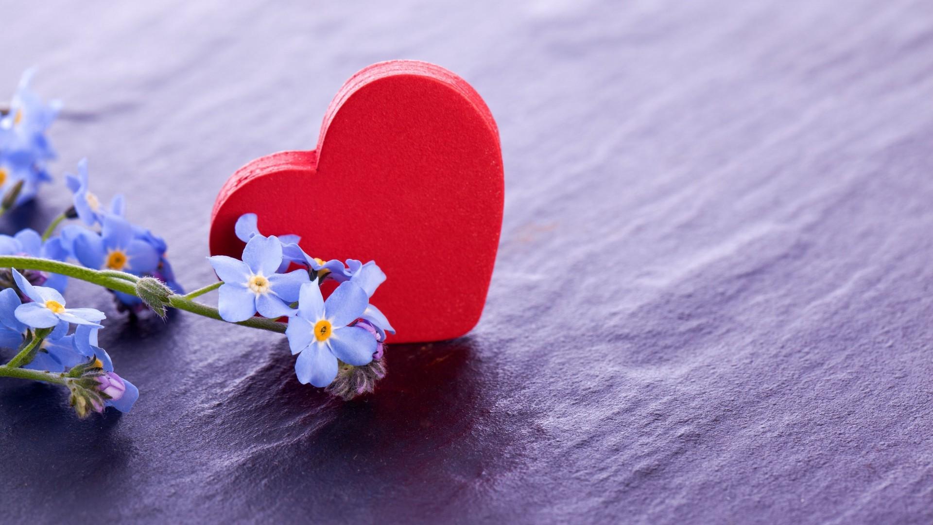 Красивые картинки сердечки и цветы, предупреждения