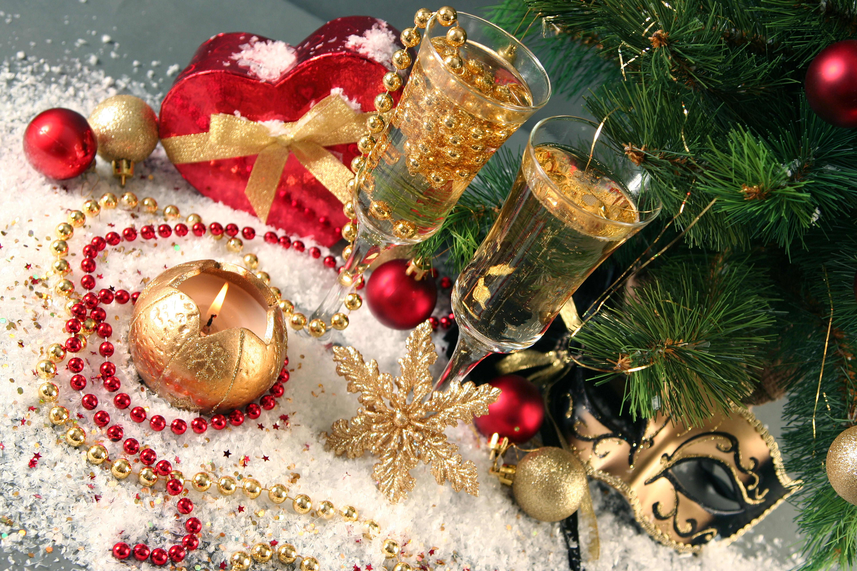 Показать картинки новогодние