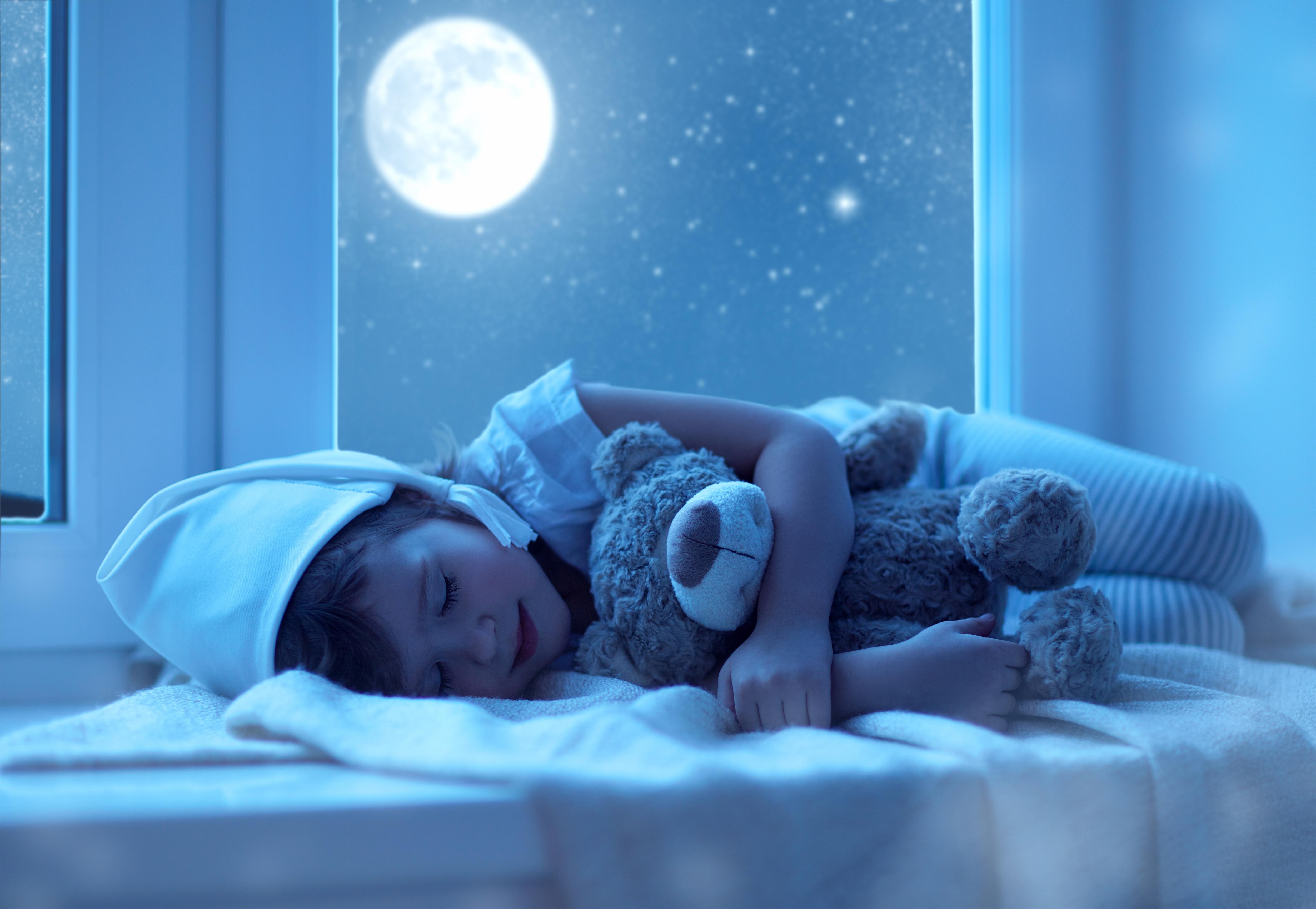 Картинки спокойной ночи маленькие детки