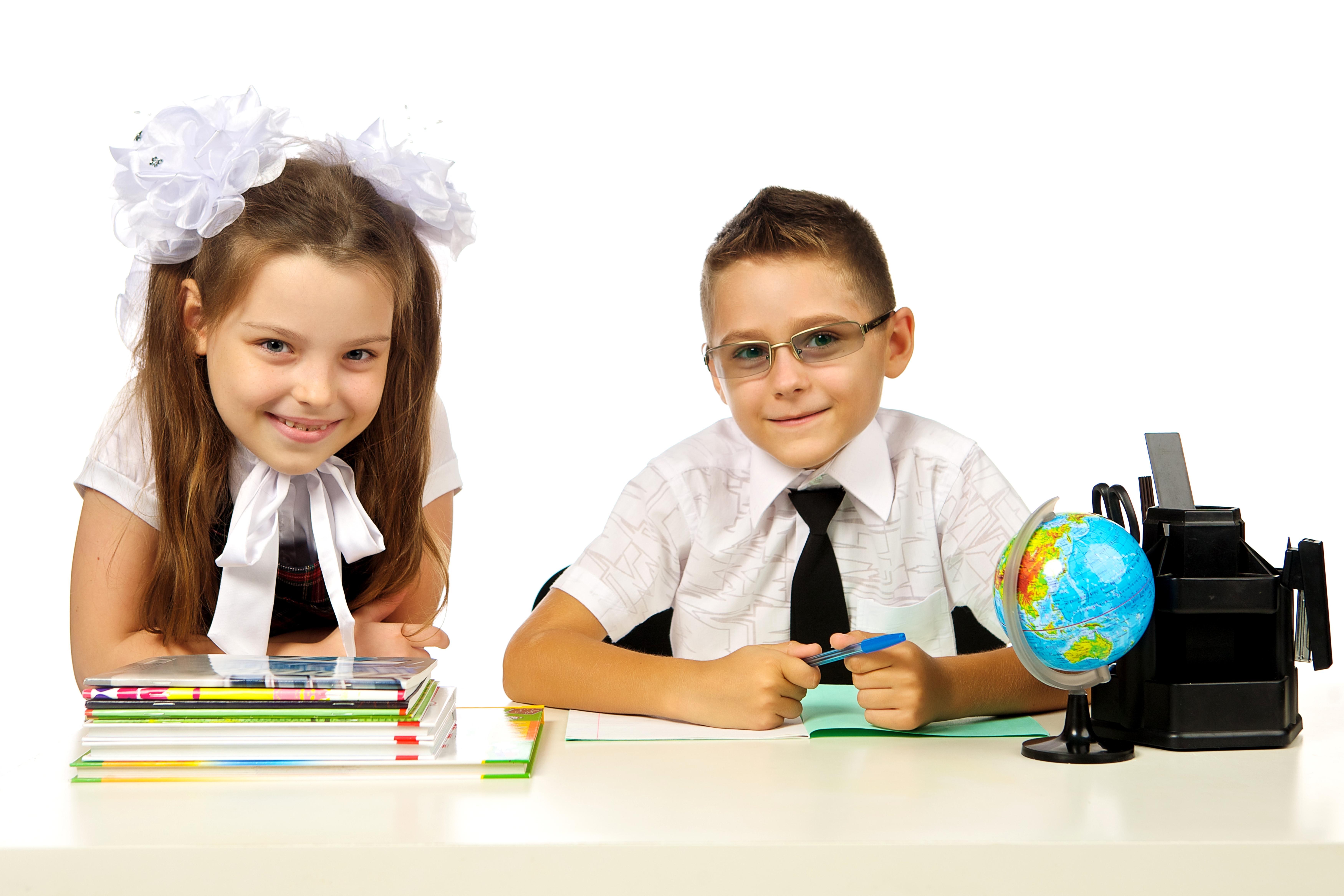Картинки детки школьники