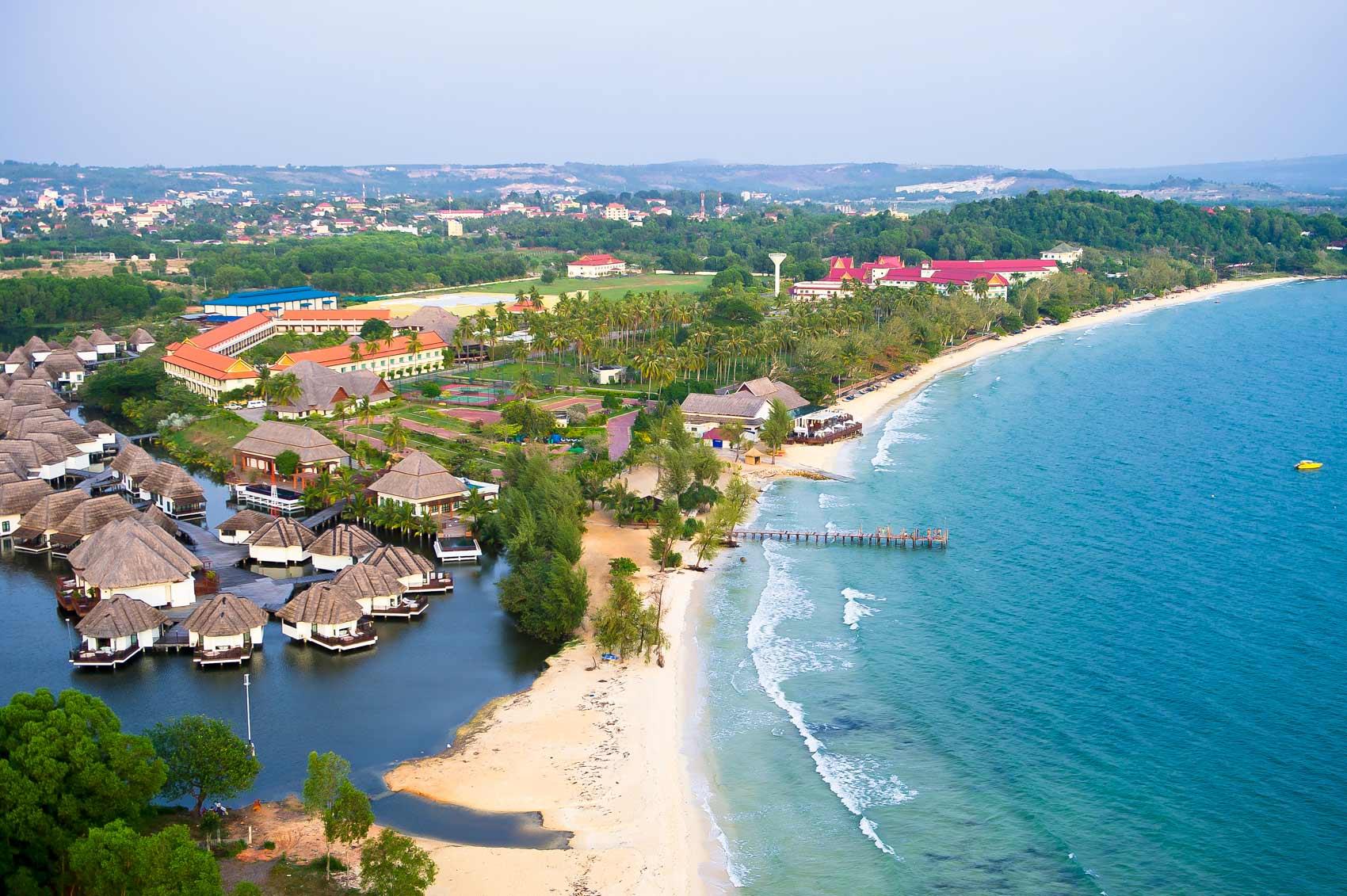 Камбоджа сиануквиль фото пляжей туристов