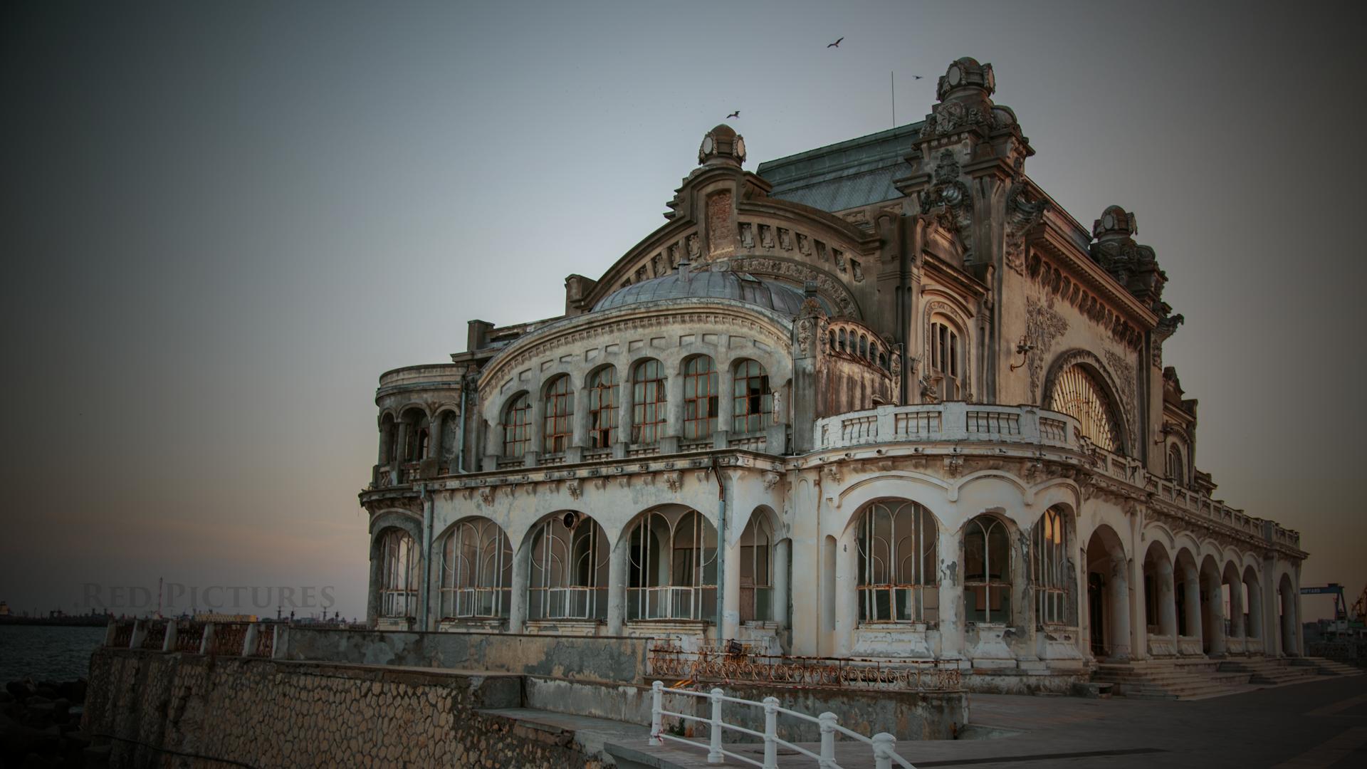 Казино Констанца Румыния