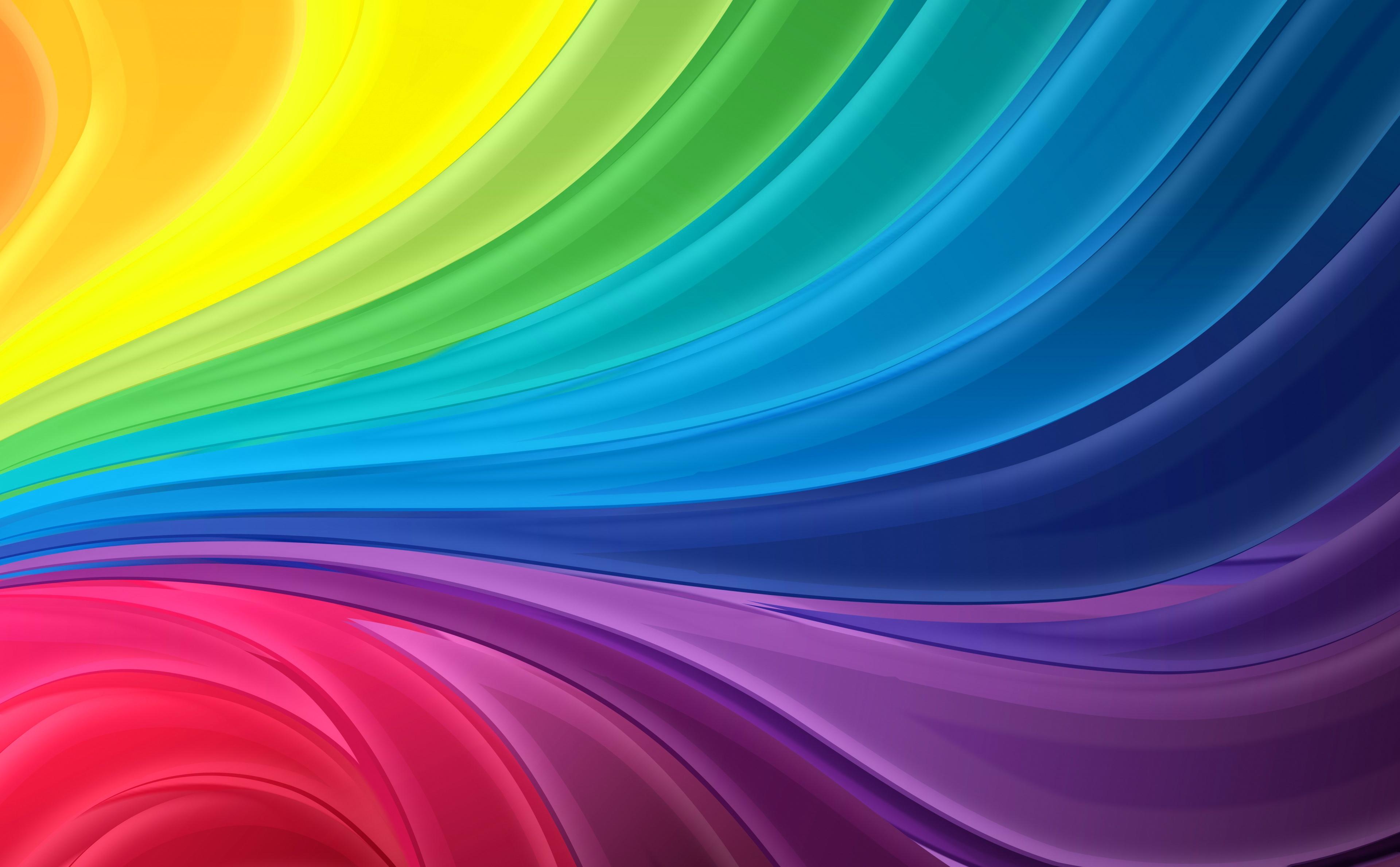 Цветные Обои На Рабочий Стол
