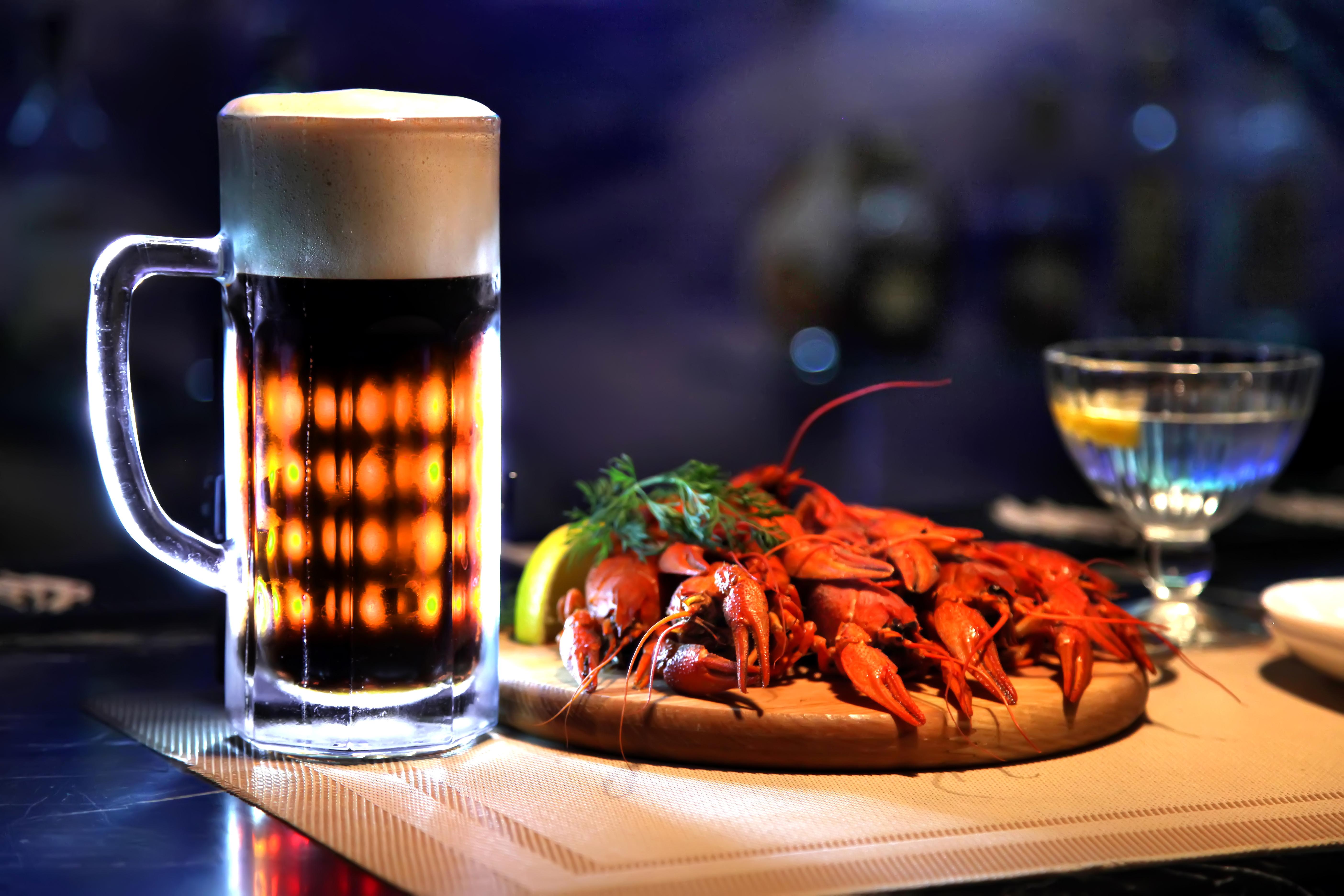 Еда и пиво картинки