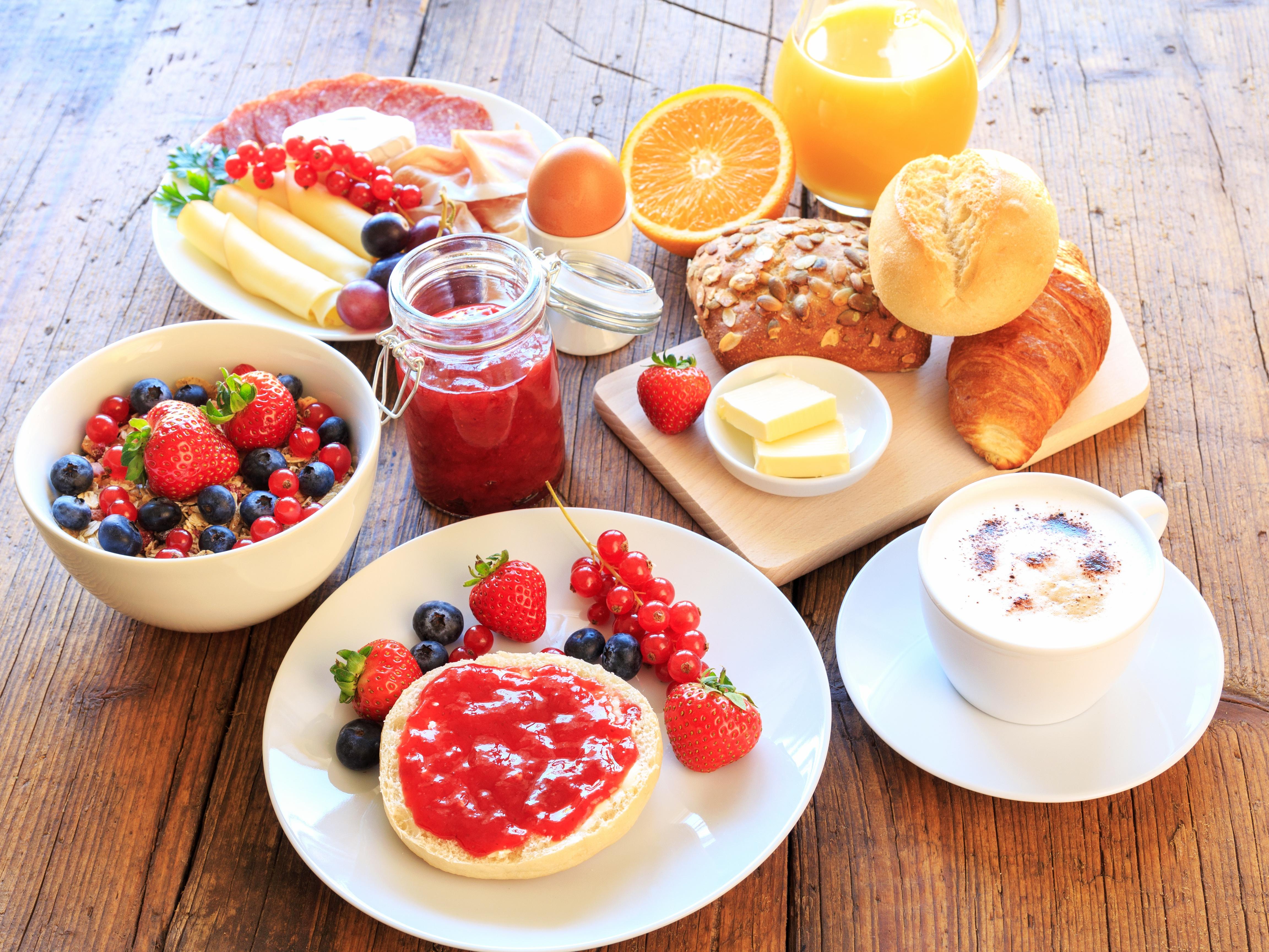 Картинки вкусное утро