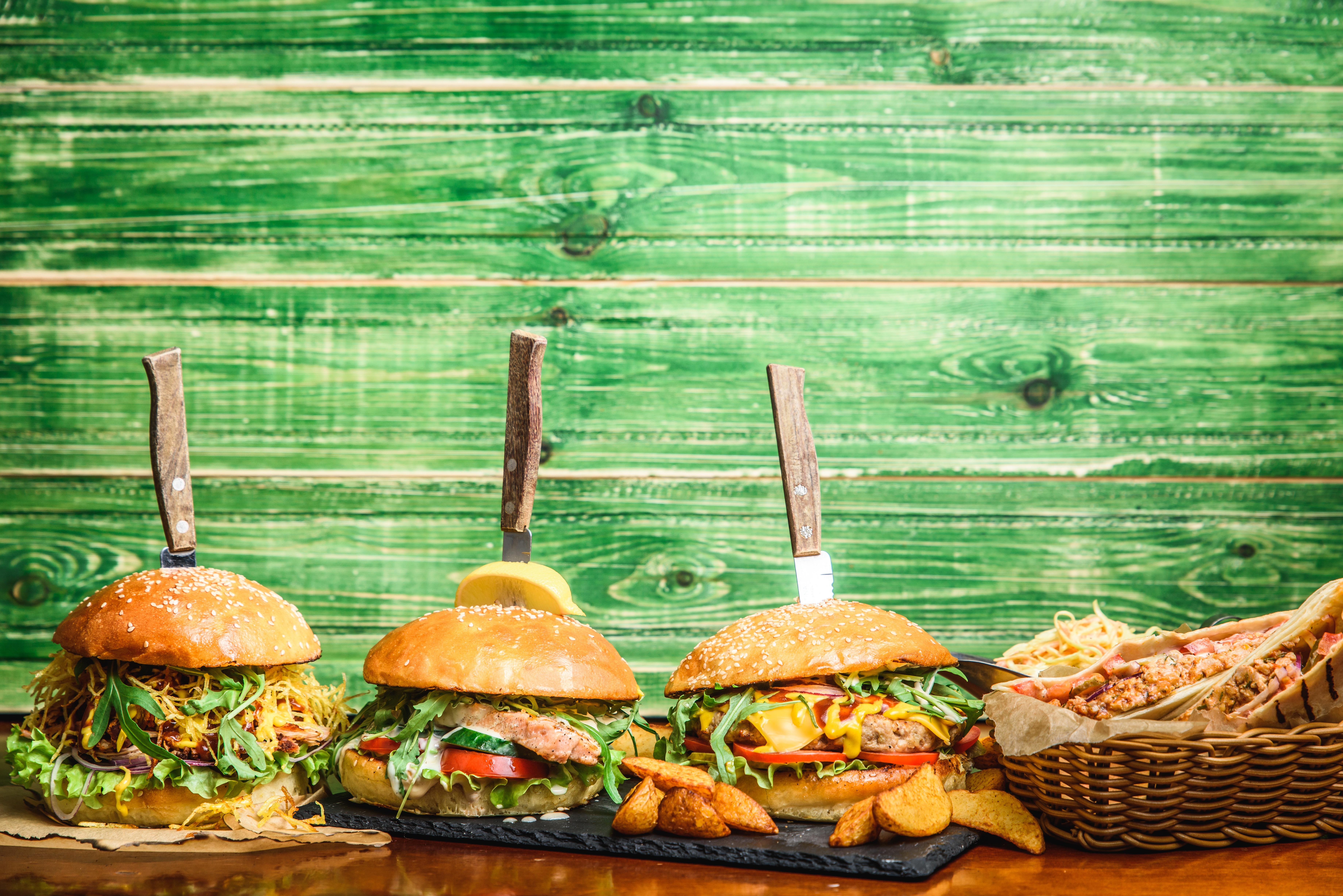картинки еды для баннера название