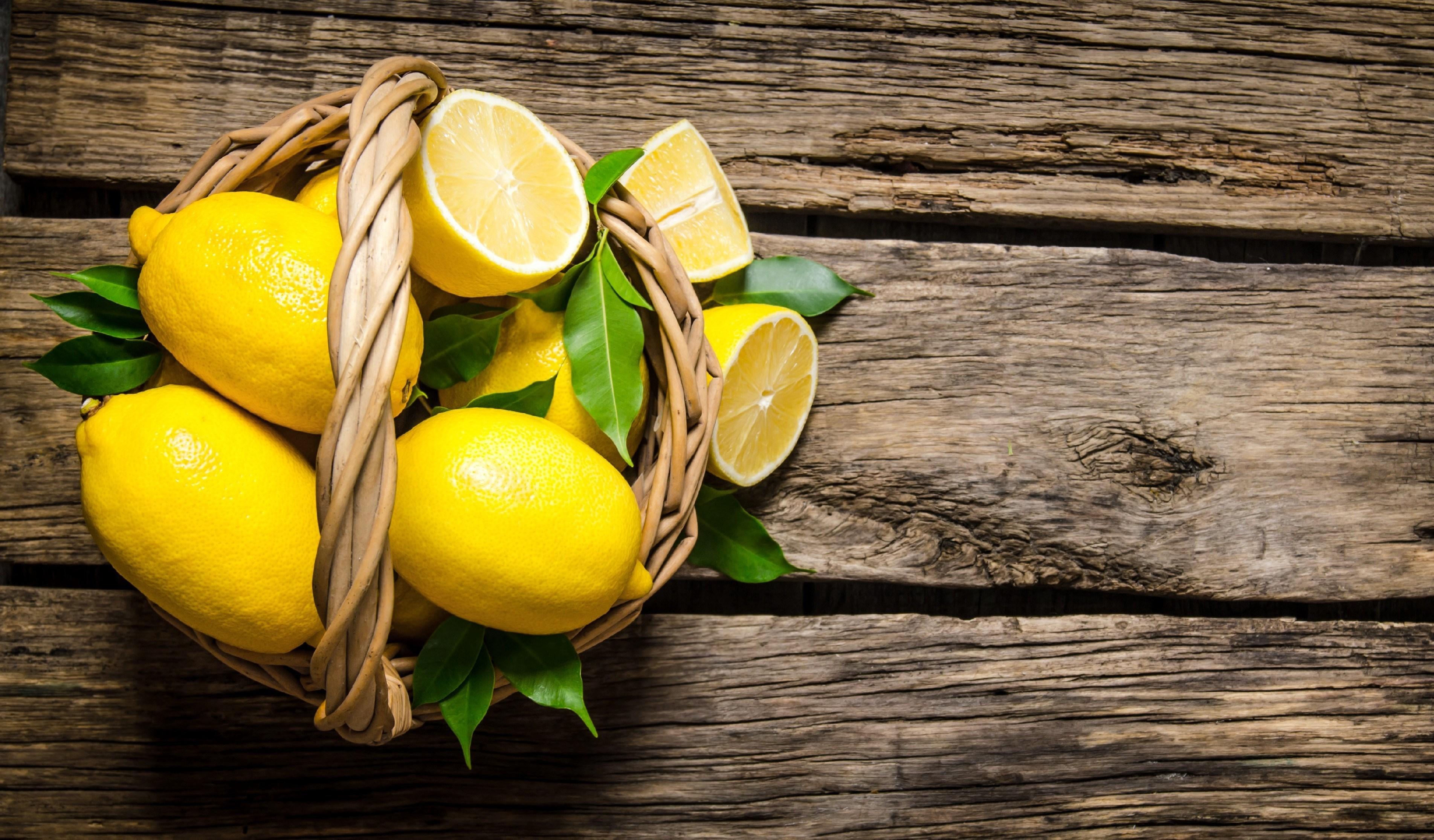 Красивые картинки лимоны