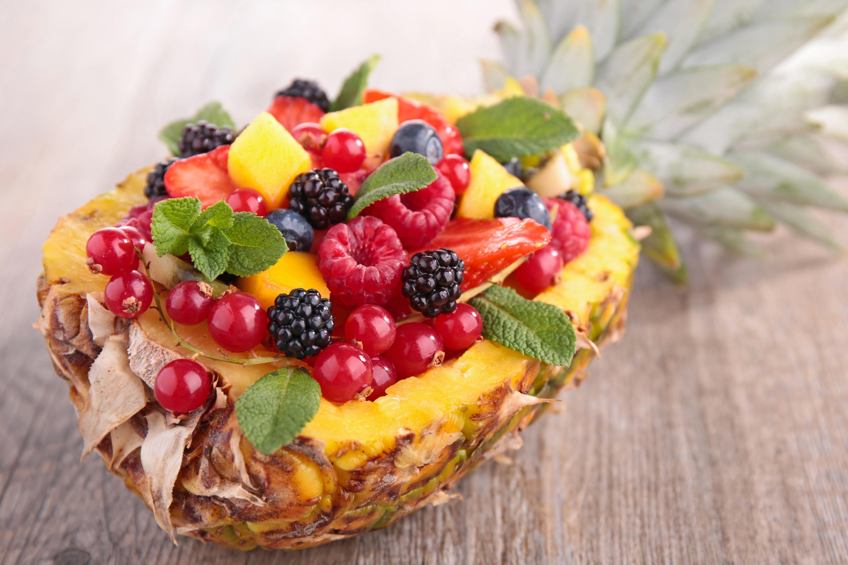 всего этого оформление ягодами ананаса фото любовь вас