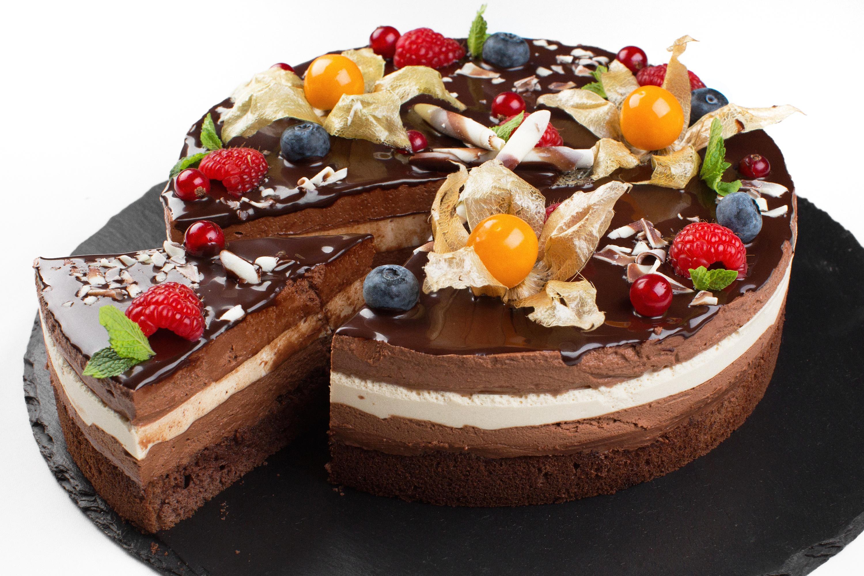 Картинки тортик красивый