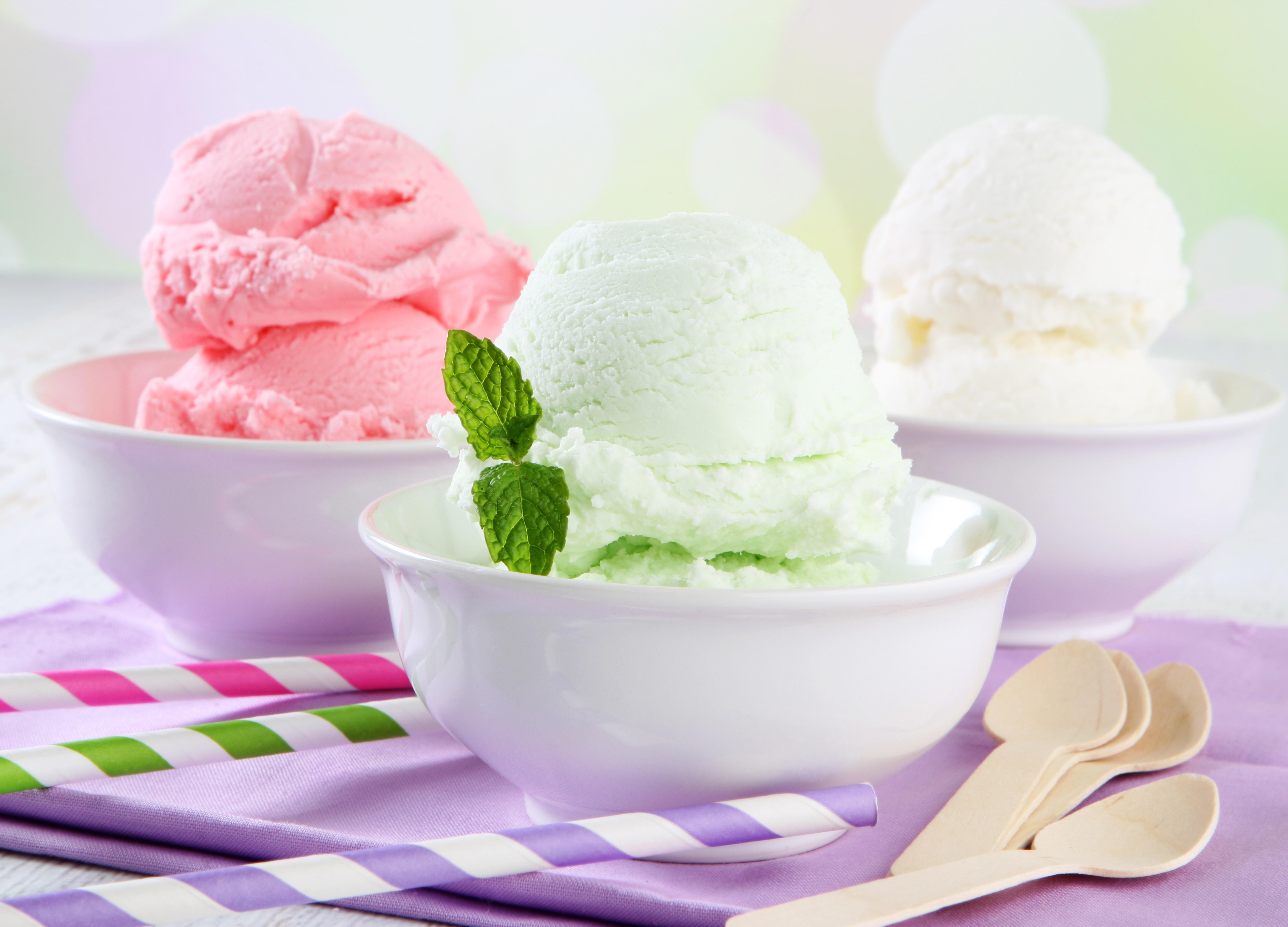 мороженое шариками фото каприо