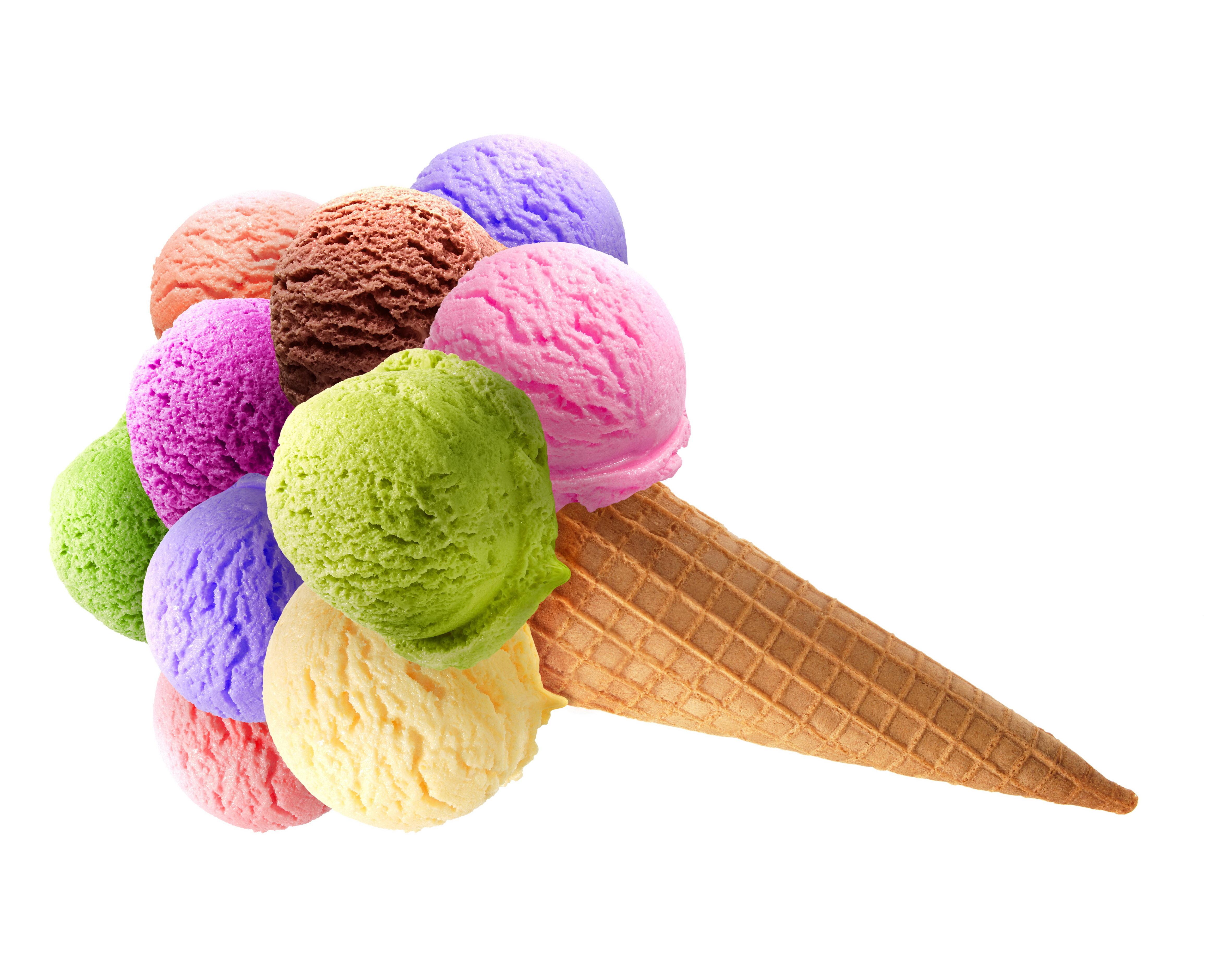 объектива открывается, мороженое на белом фоне фото итоге