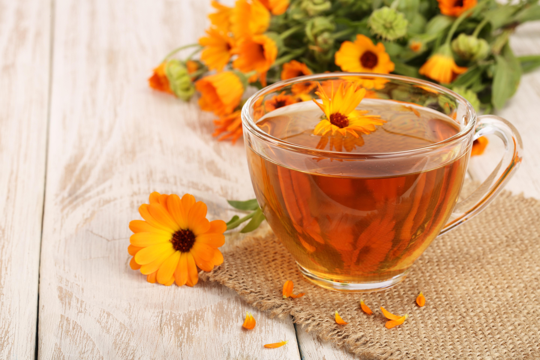 жара чай из календулы картинки сытный вкус