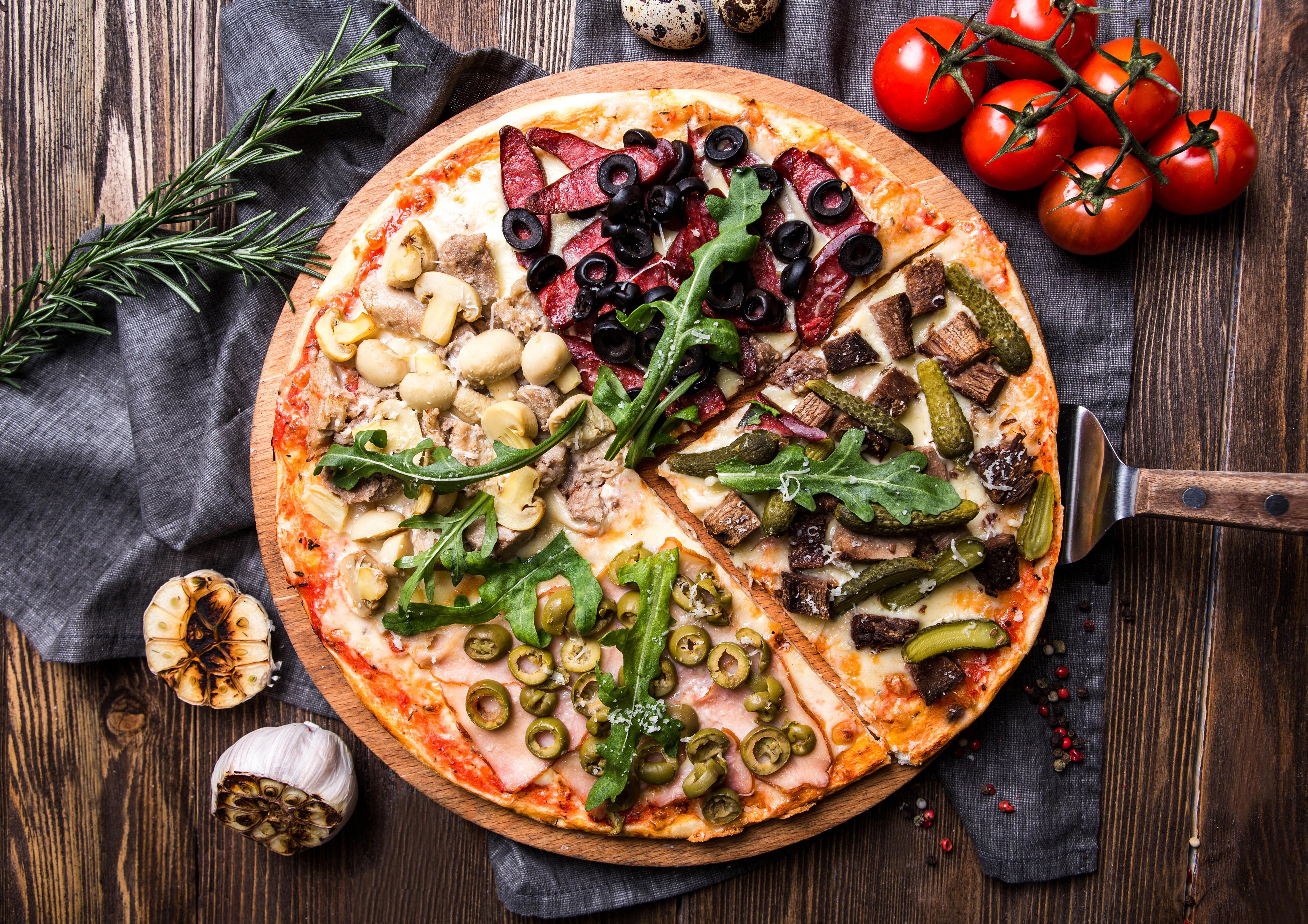 Картинки пиццы в хорошем качестве