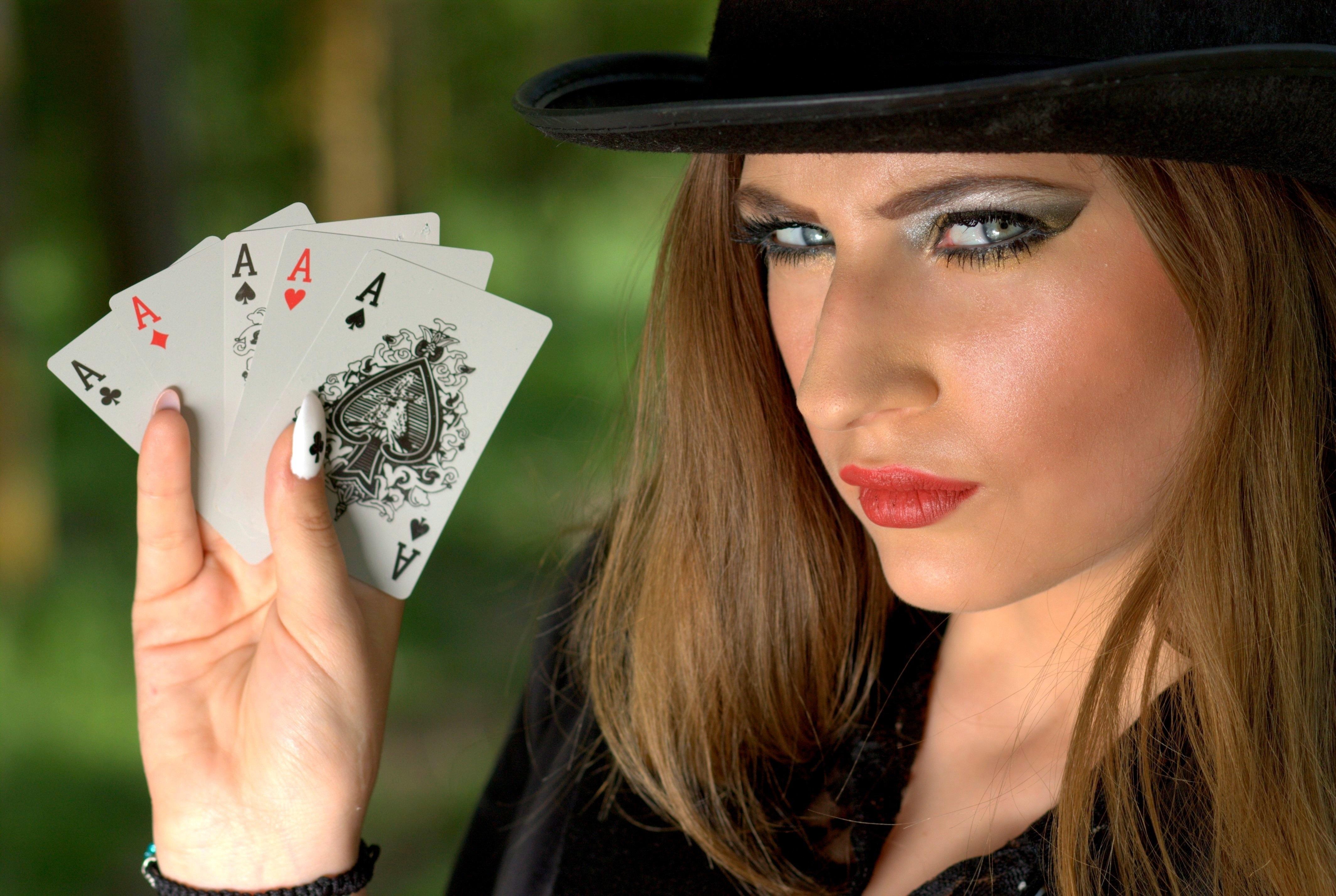 красивая девчонка и карточный долг - 3