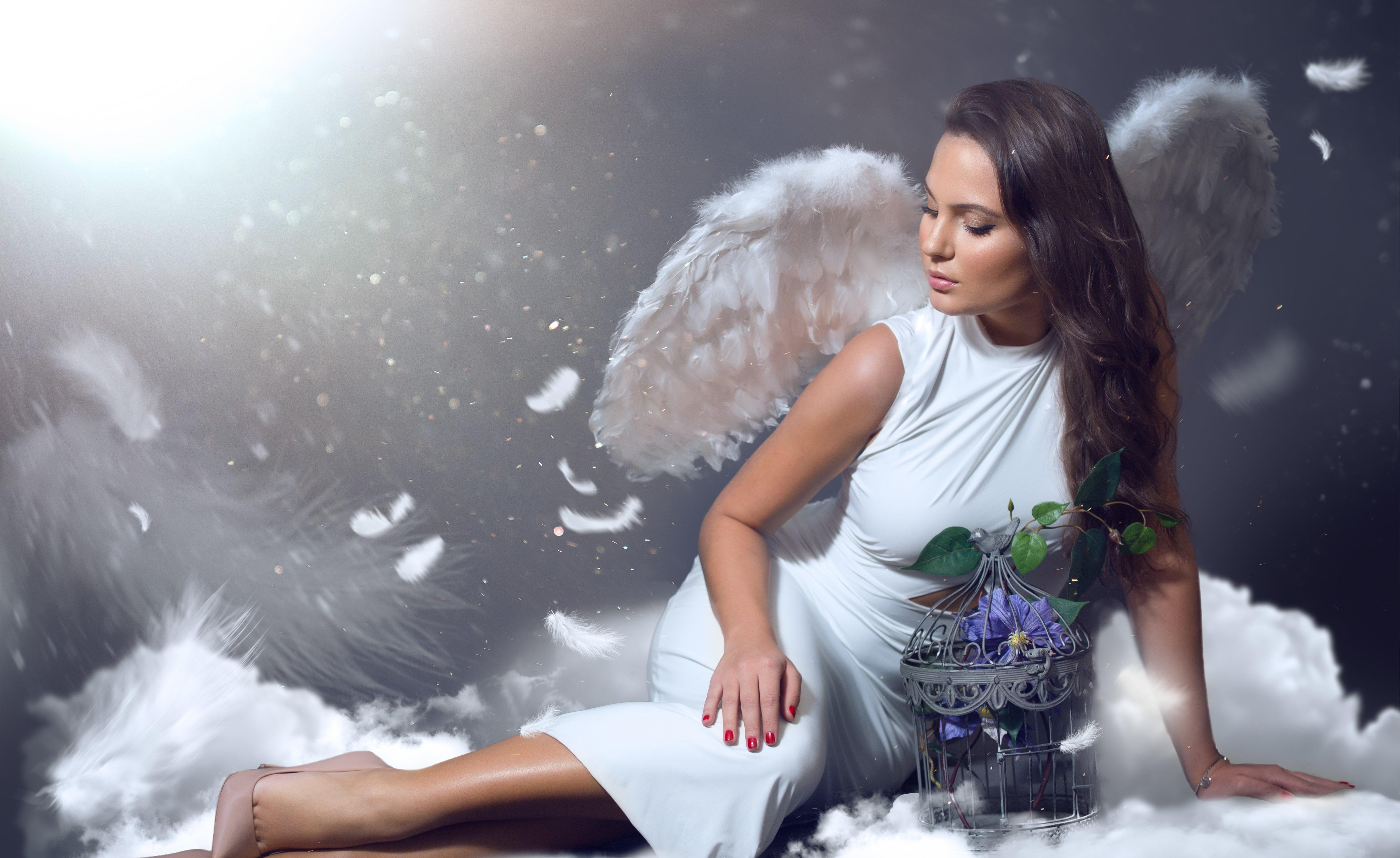 Ангелы красивые картинки и фото