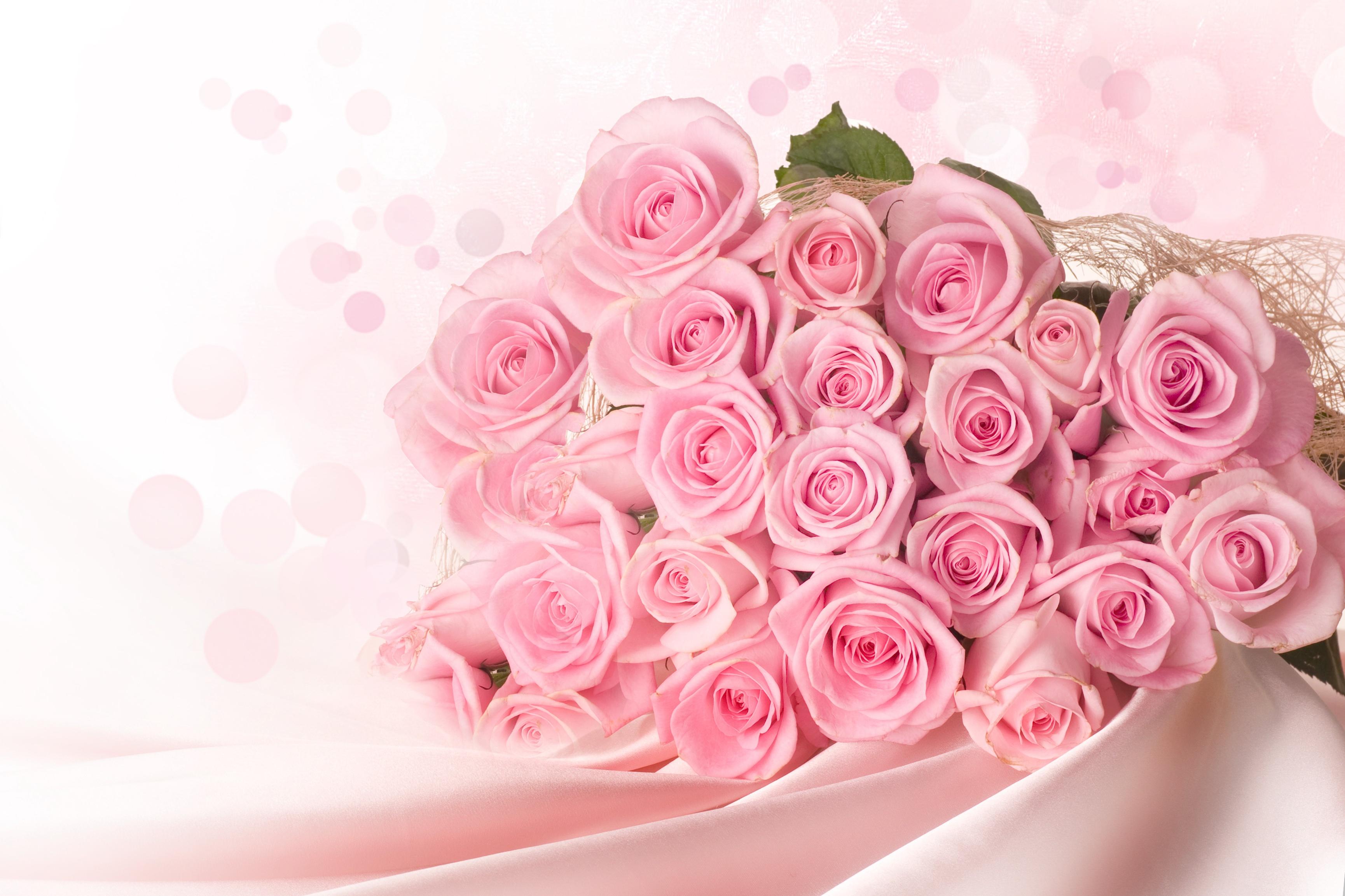 Открытки с днем рождения с розовыми розами