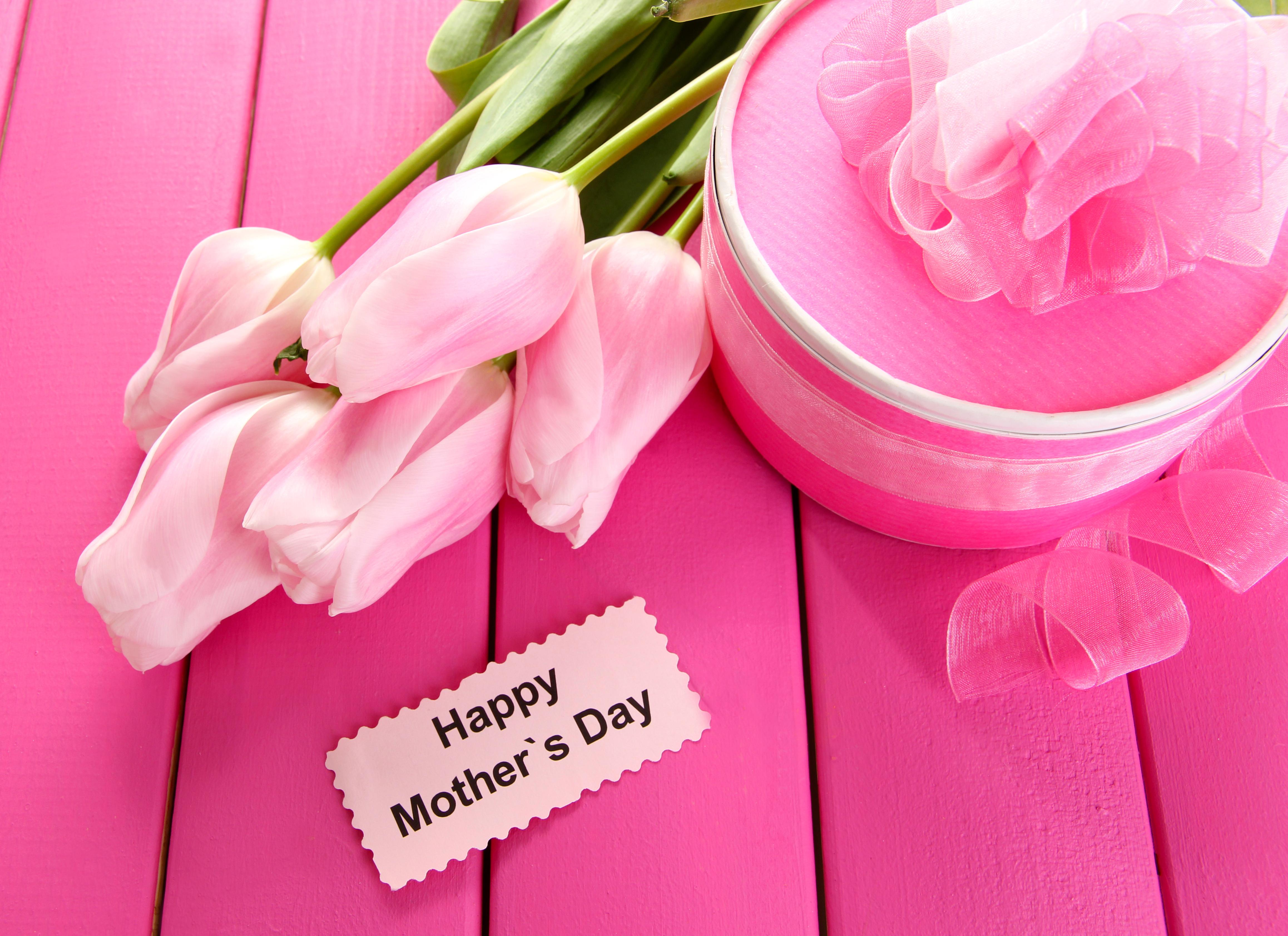 Пожеланием доброе, текст на открытку к цветам маме