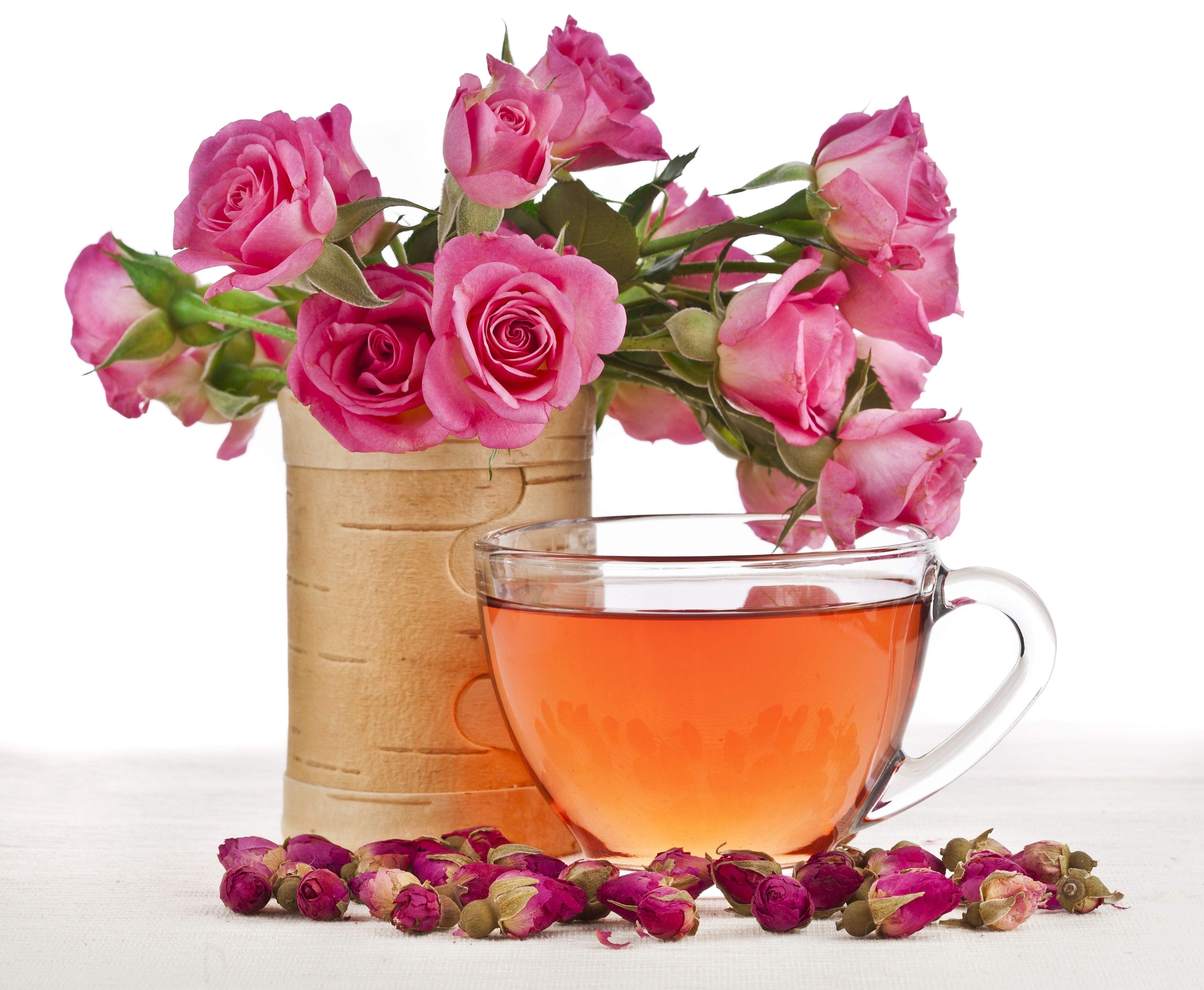 был, картинках картинки с добрым утром роза и чай общем, широта